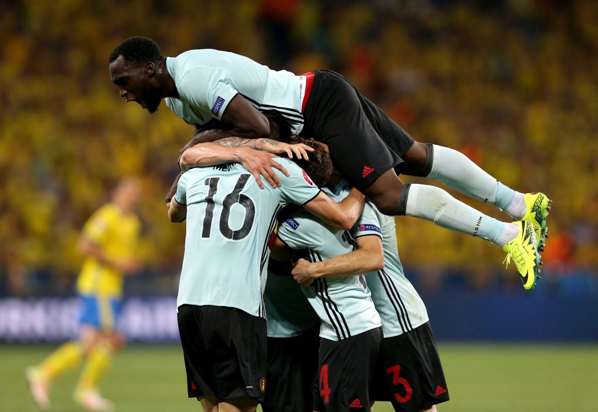 EURO 2016: Italija, Belgija i Republika Irska u osmini finala