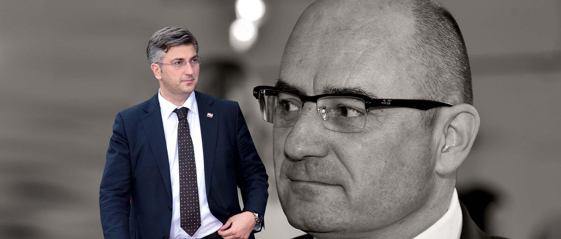 EKSKLUZIVNO Brkić sklopio pakt s Plenkovićem