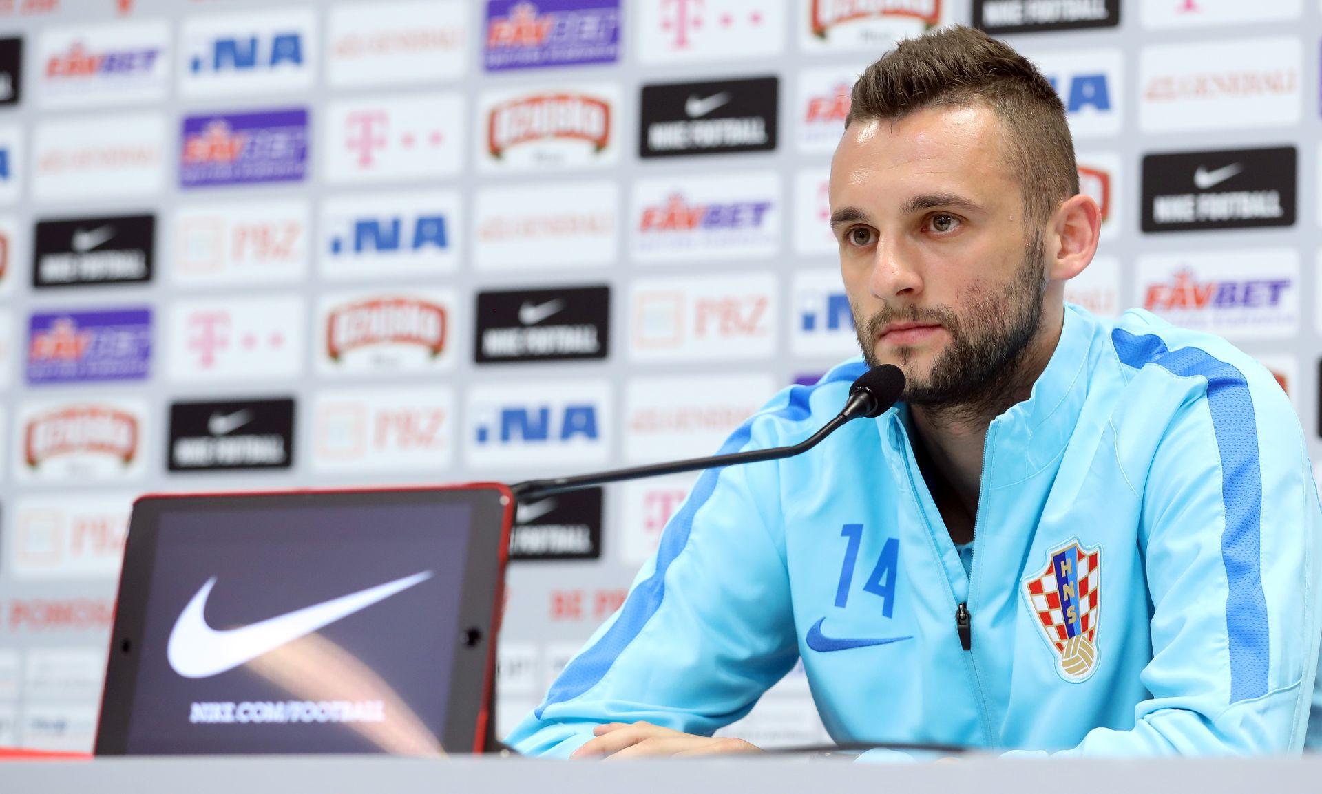 EURO 2016 Brozović: Protiv Češke neće biti problema
