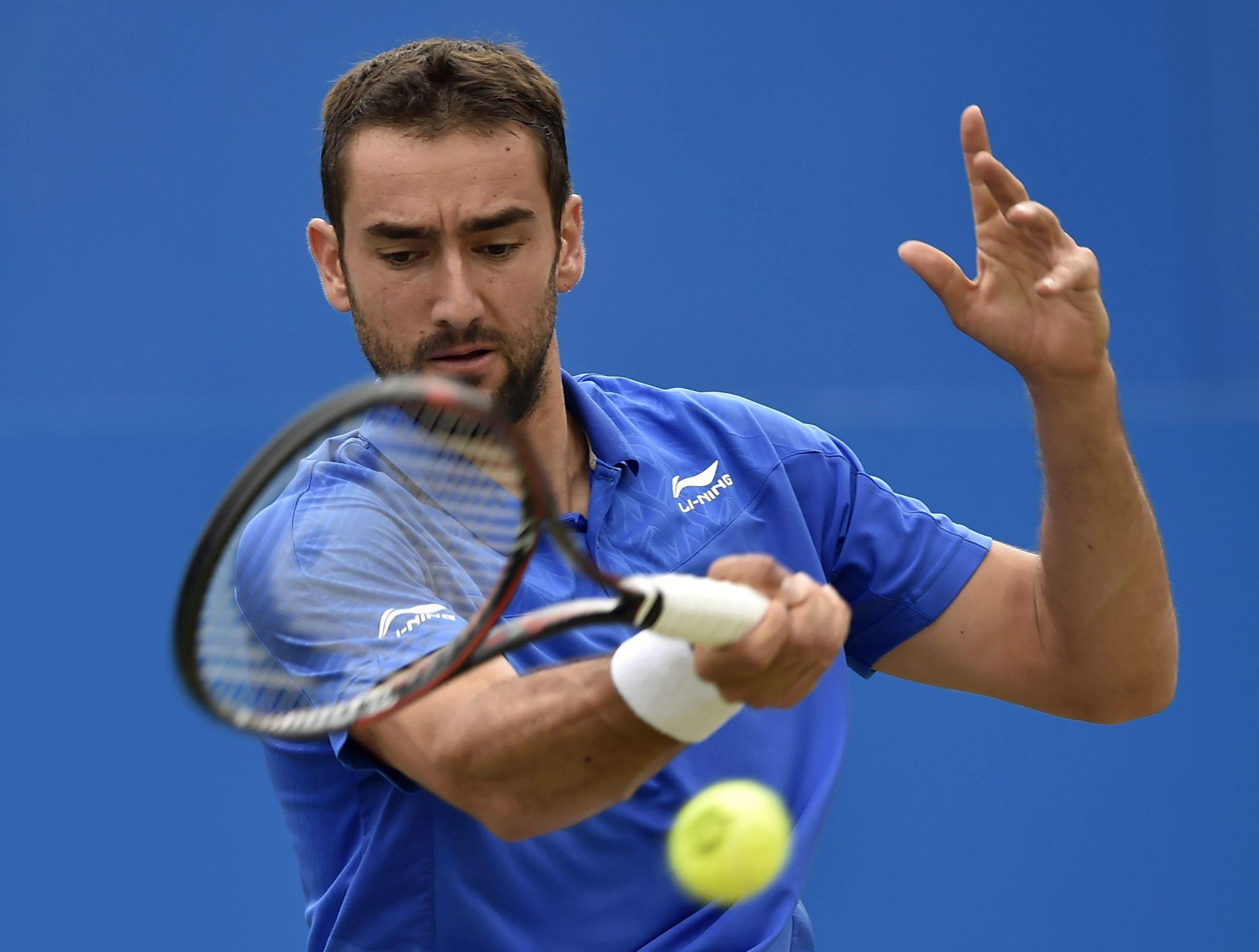 ATP: Marin Čilić ostao na 13. mjestu