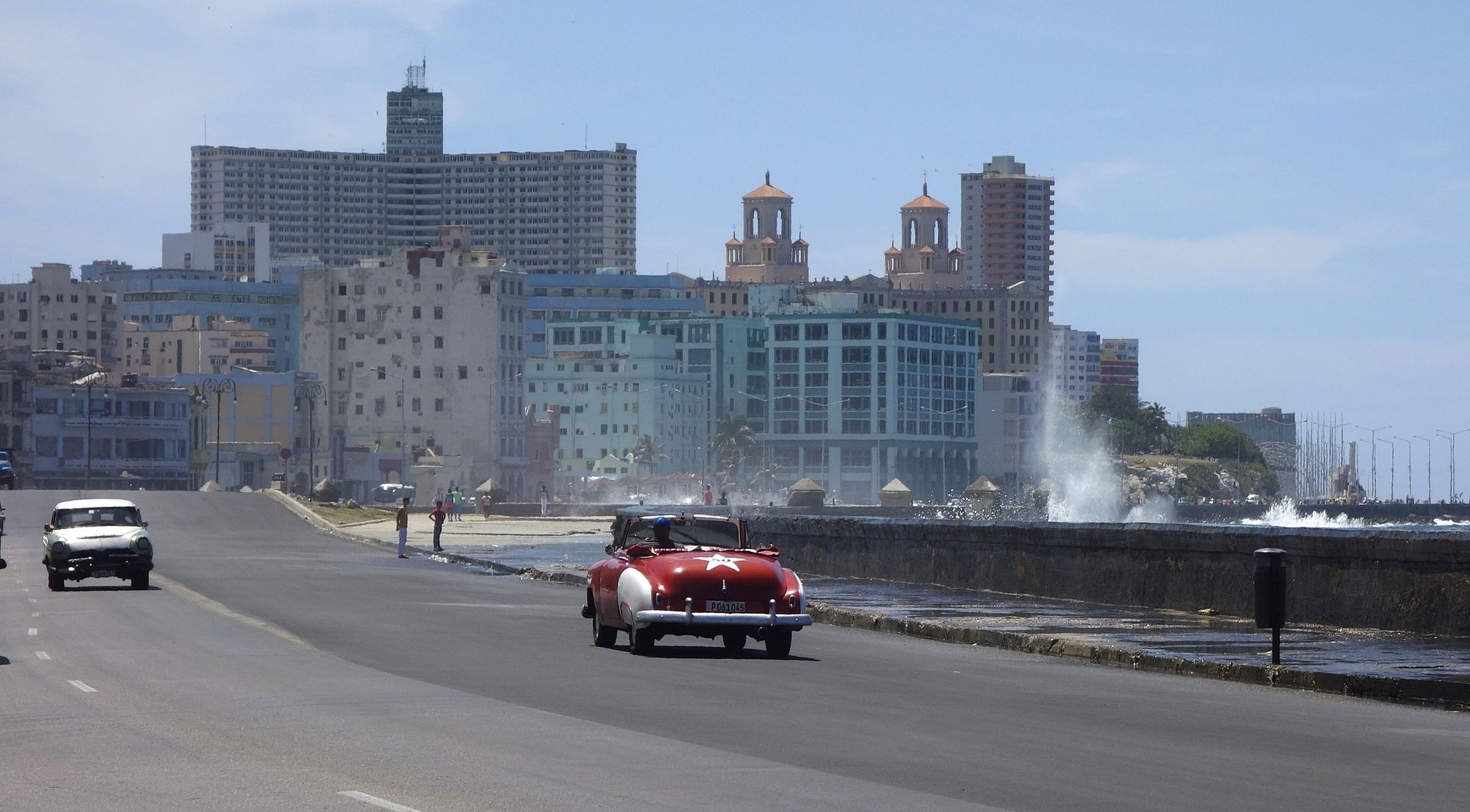 SAD glasao protiv UN-ove rezolucije o ukidanju embarga Kubi