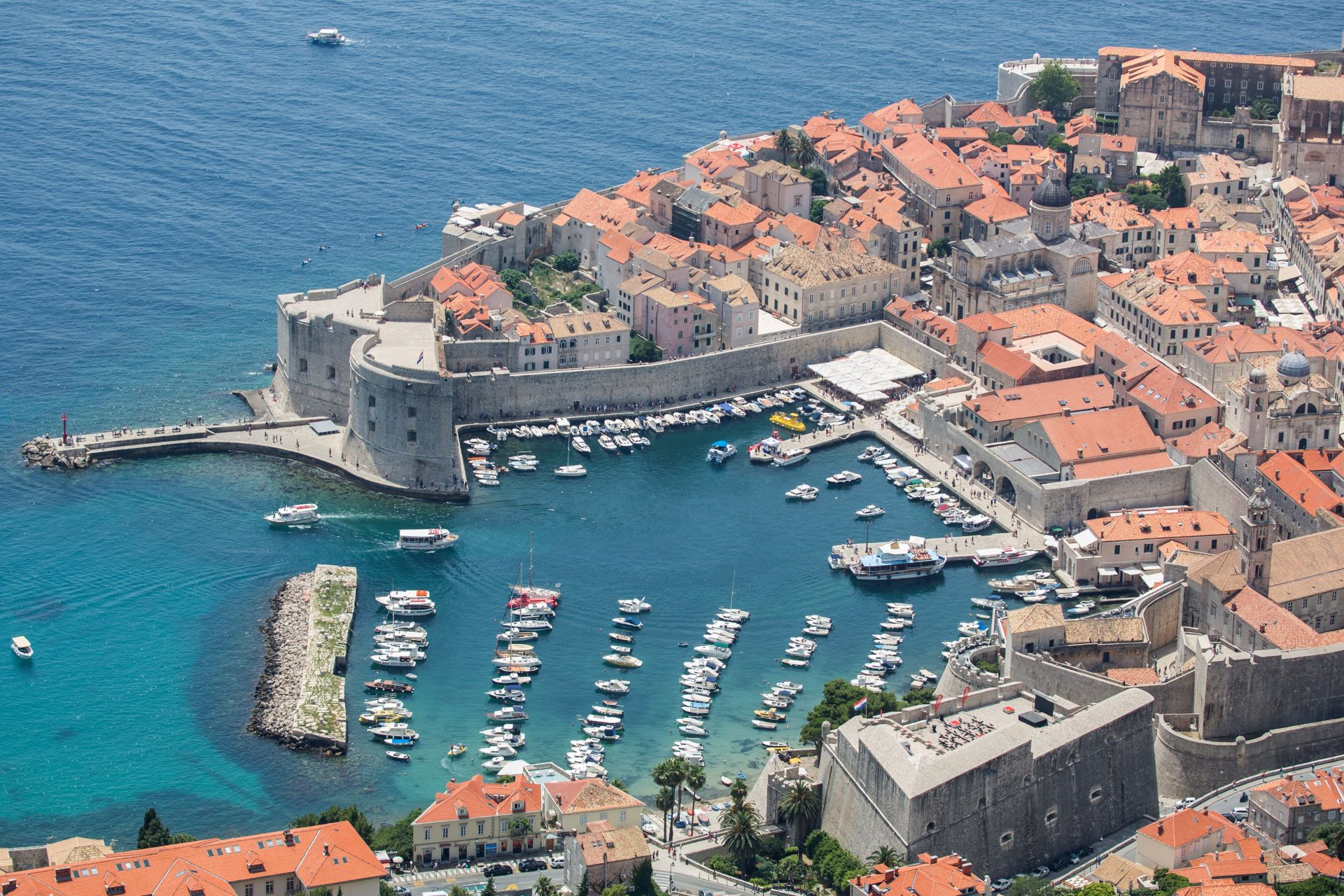 Dubrovnik u pozno ljeto: Nastupili Martina Filjak i Dmitry Sinkovsky
