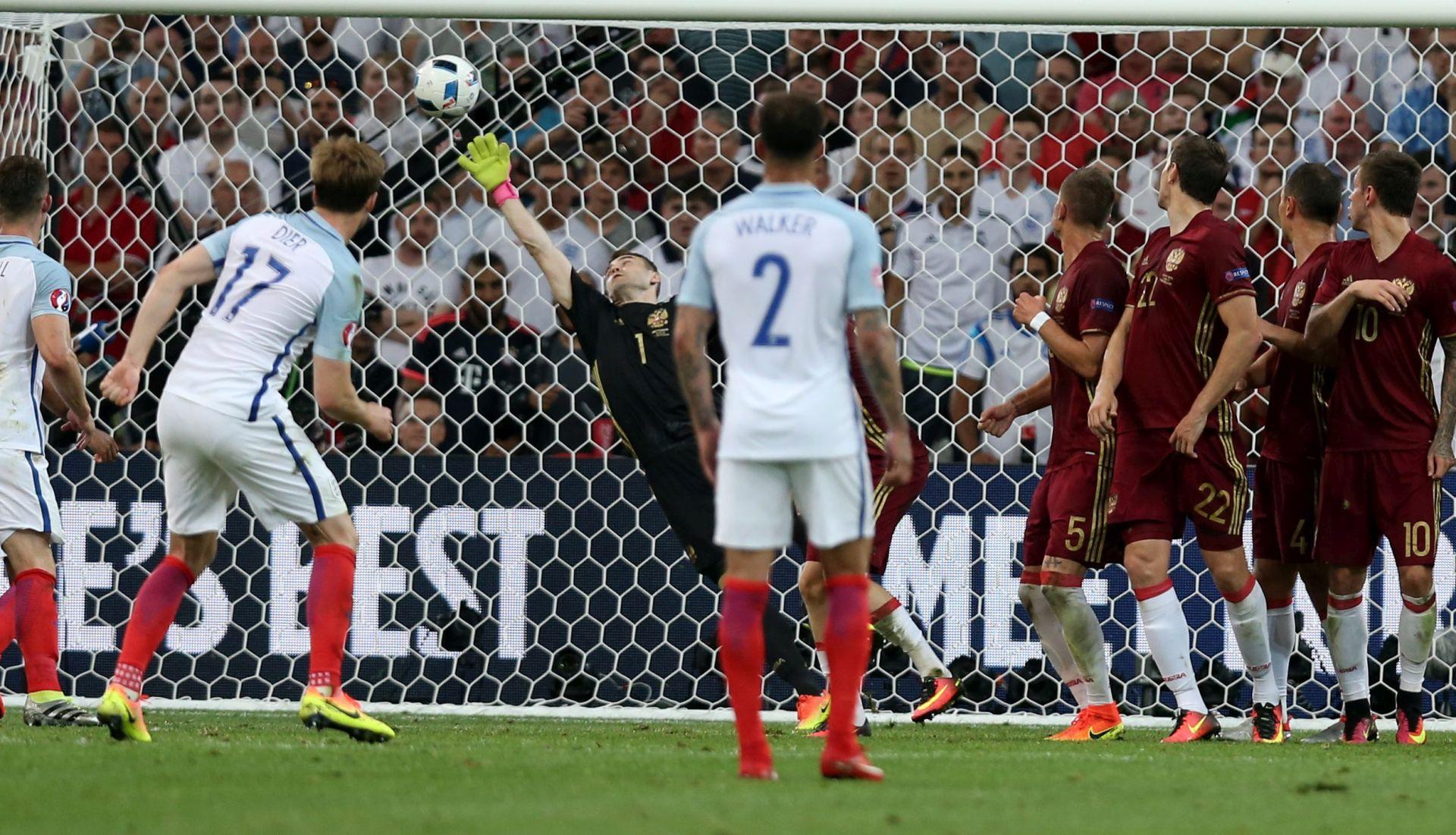 EURO 2016: Engleska – Rusija 1-1