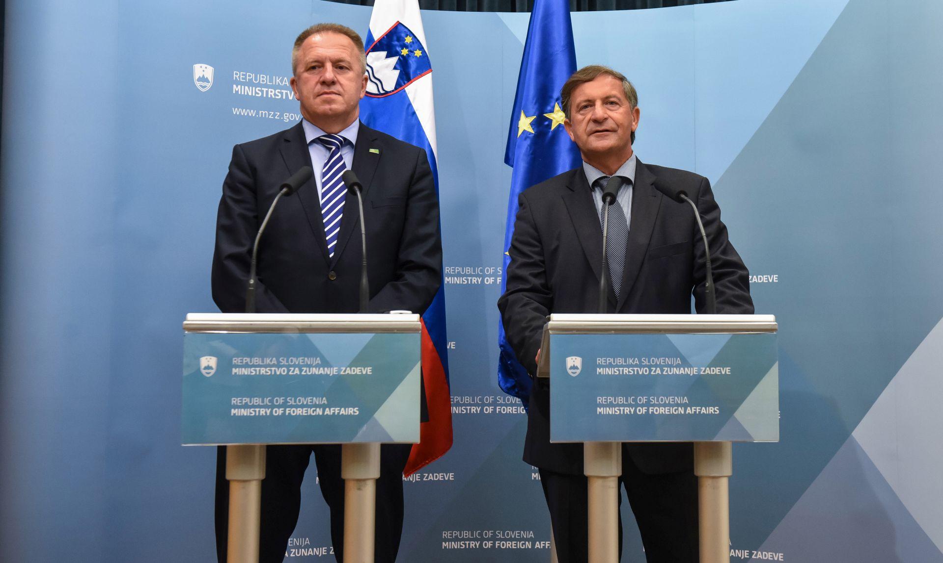 """Erjavec: Za """"elastičniji"""" pristup sankcijama Rusiji"""