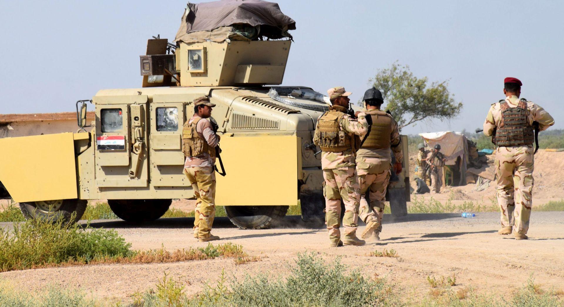 Iračke snage oslobodile Kajaru, grad blizu Mosula