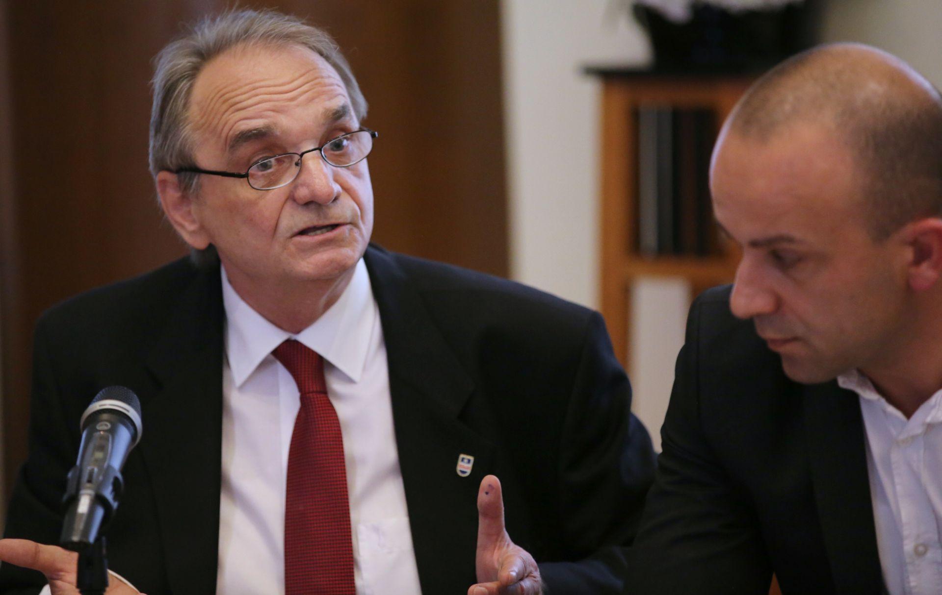 ŠIŠLJAGIĆ 'Koalicijom s HDSSB-om HDZ vraća Glavaša na političku scenu'