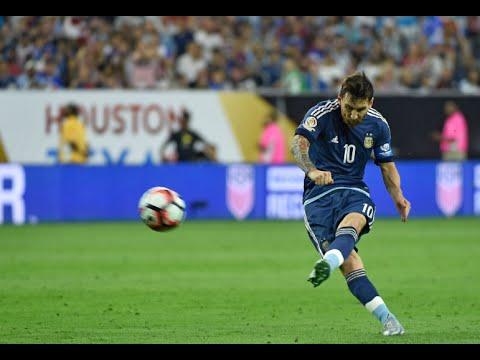 VIDEO: ARGENTINA U FINALU COPE Messi golčinom iz slobodnjaka do rekorda