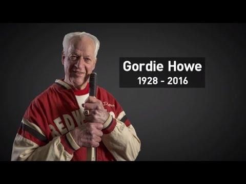 VIDEO: MR. HOCKEY Preminuo jedan od najboljih hokejaša u povijesti Gordie Howe