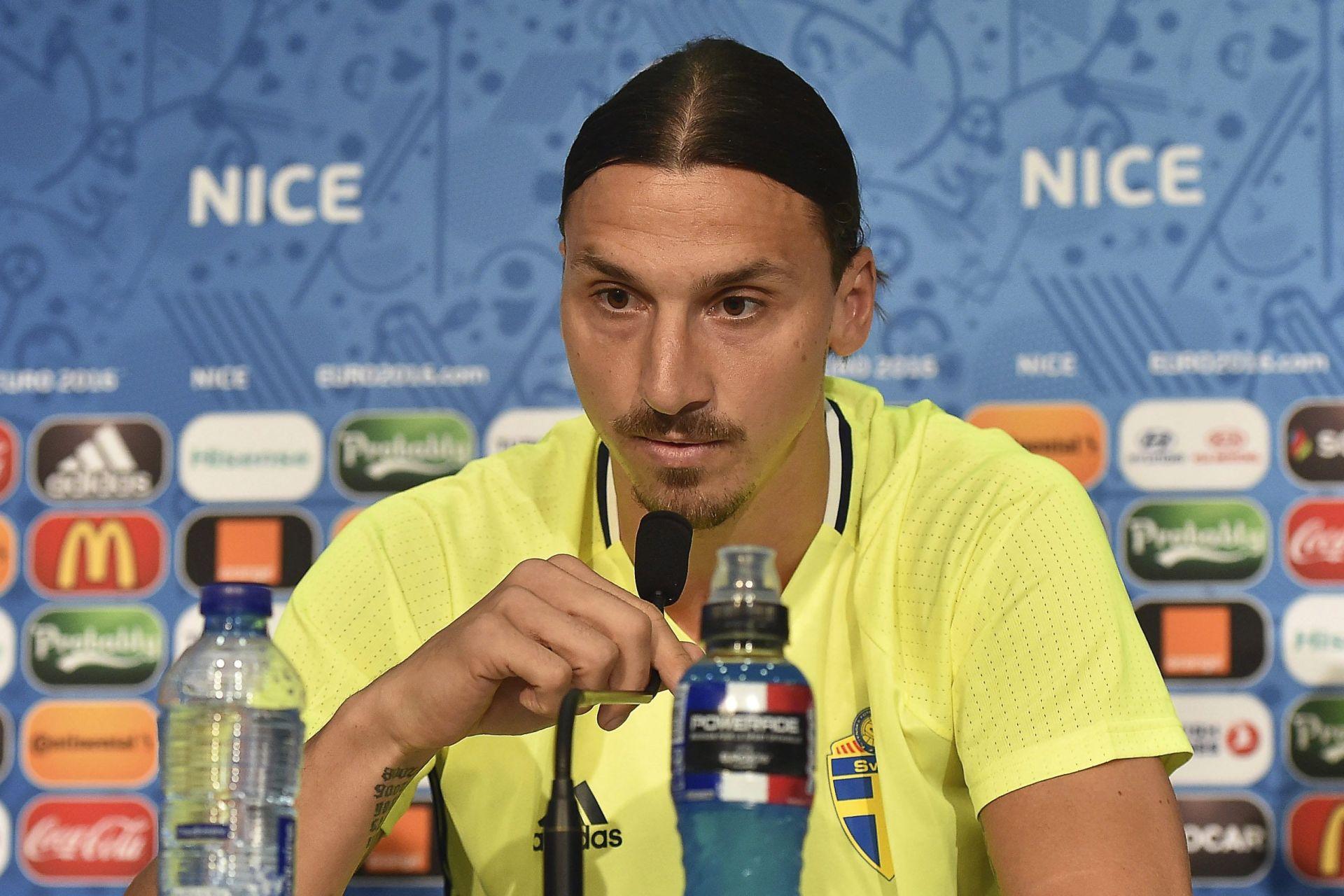 Ibrahimović najavio kraj reprezentativne karijere
