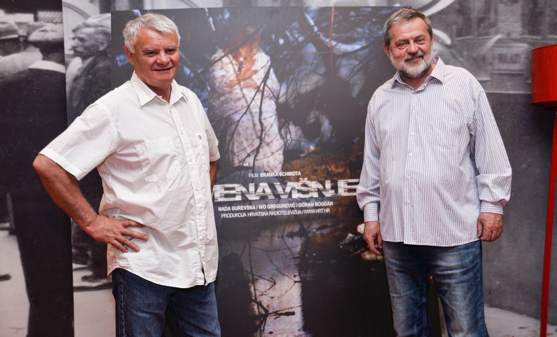 Film 'Imena višnje' Branka Schmidta premijerno u kinu Europa
