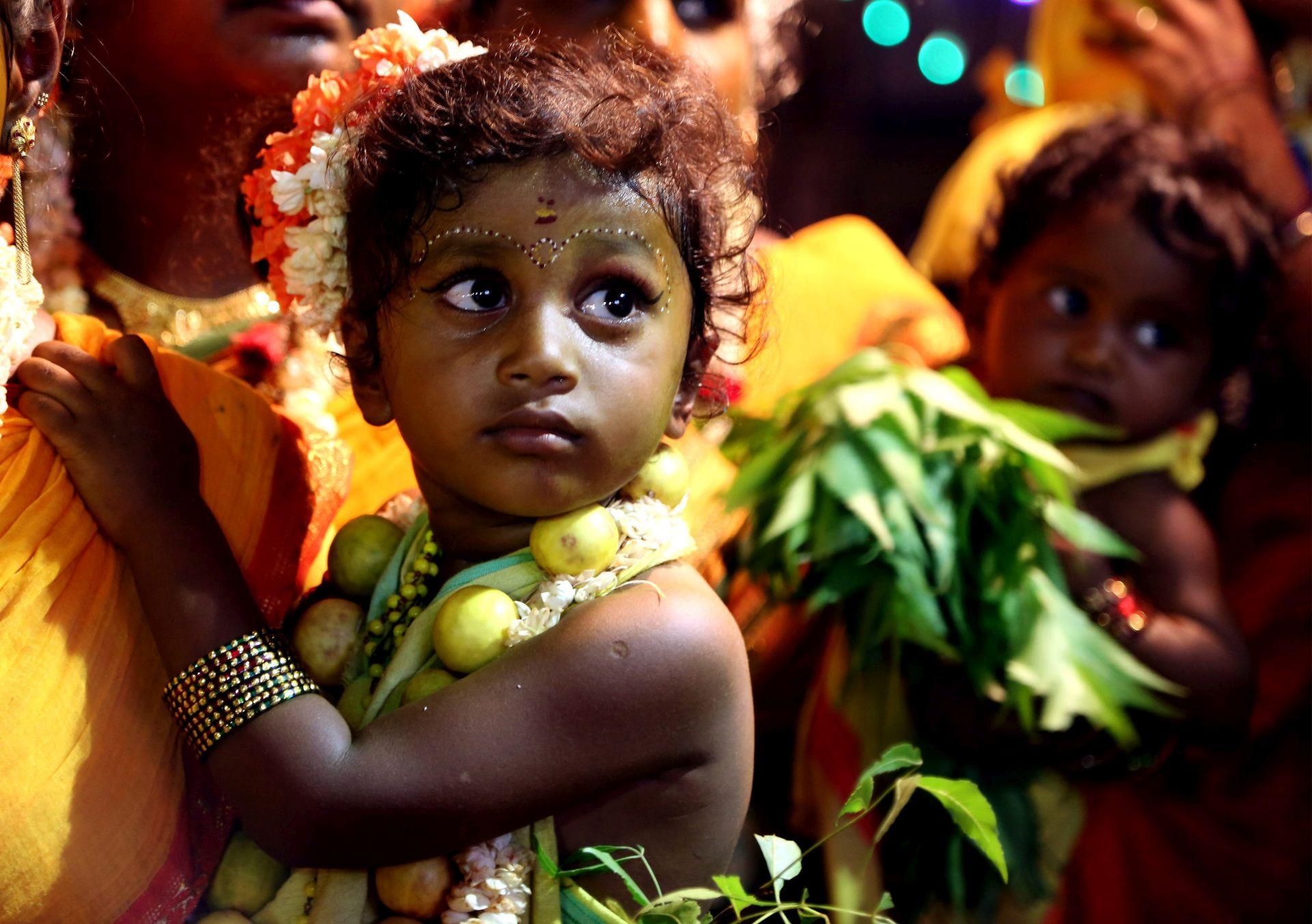 OTMICE I KRIJUMČARENJE: Prisila na prosjačenje 300.000 indijske djece
