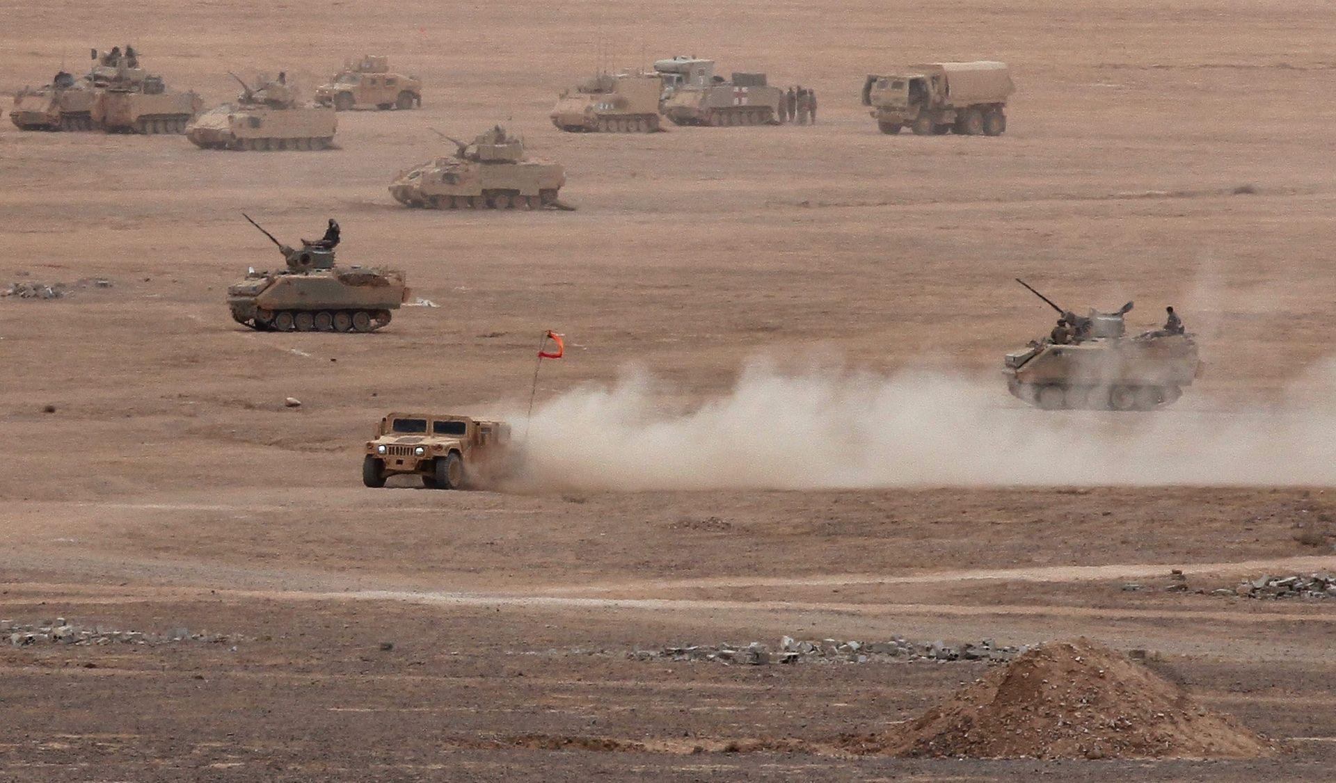 PROTUTERORISTIČKA AKCIJA: Na jugu Jordana ubijena četiri terorista