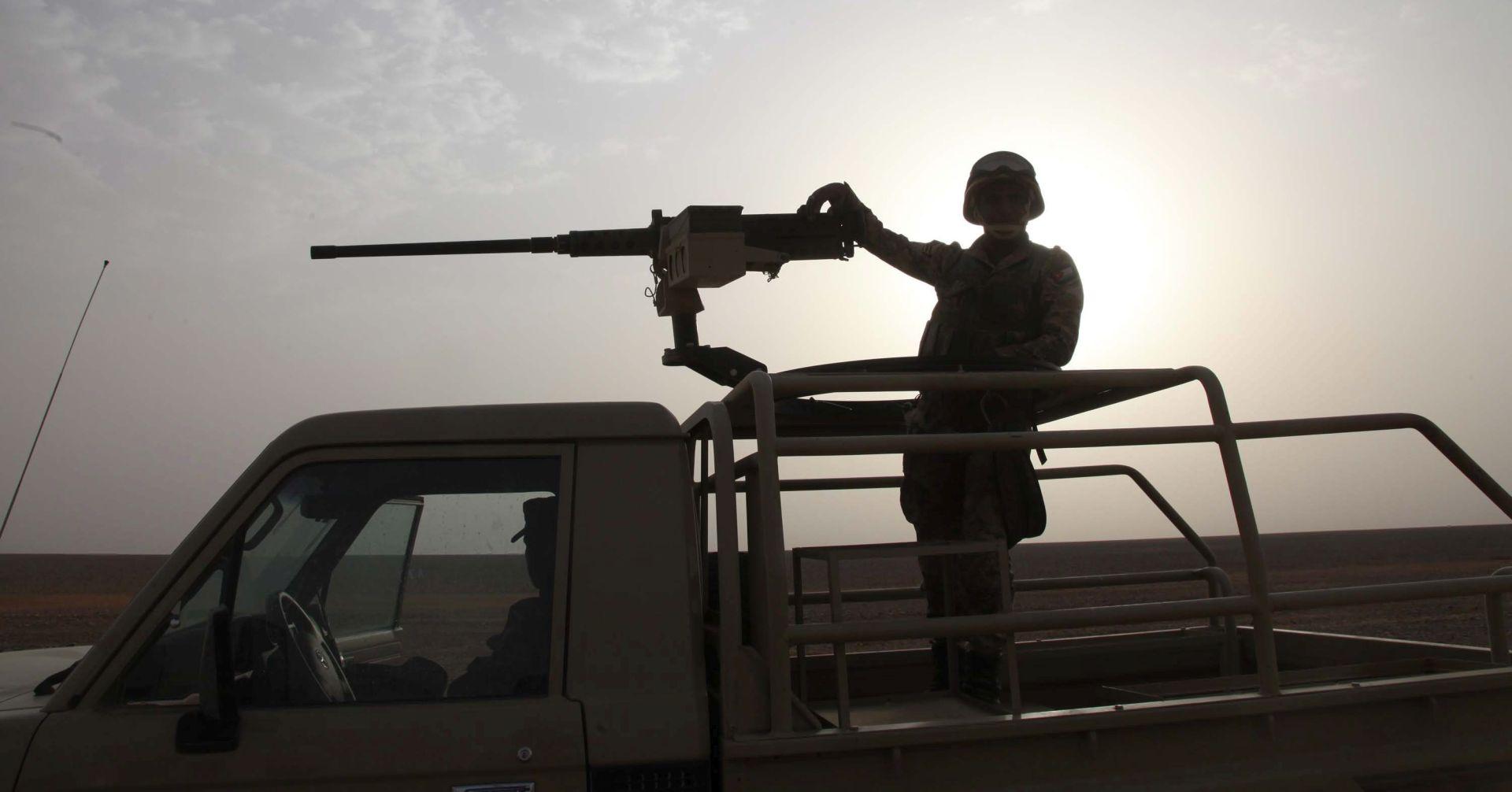 UBOJSTVO ŠESTORICE VOJNIKA: Jordan proglasio granicu sa Sirijom zatvorenom vojnom zonom