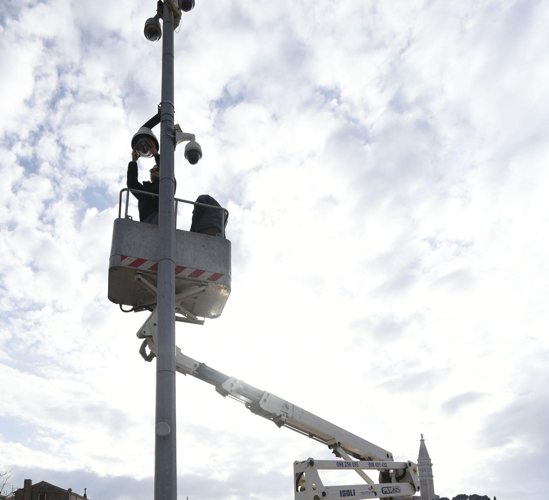 GRANICA S HRVATSKOM: HNŽ postavlja kamere radi ranog otkrivanja požara