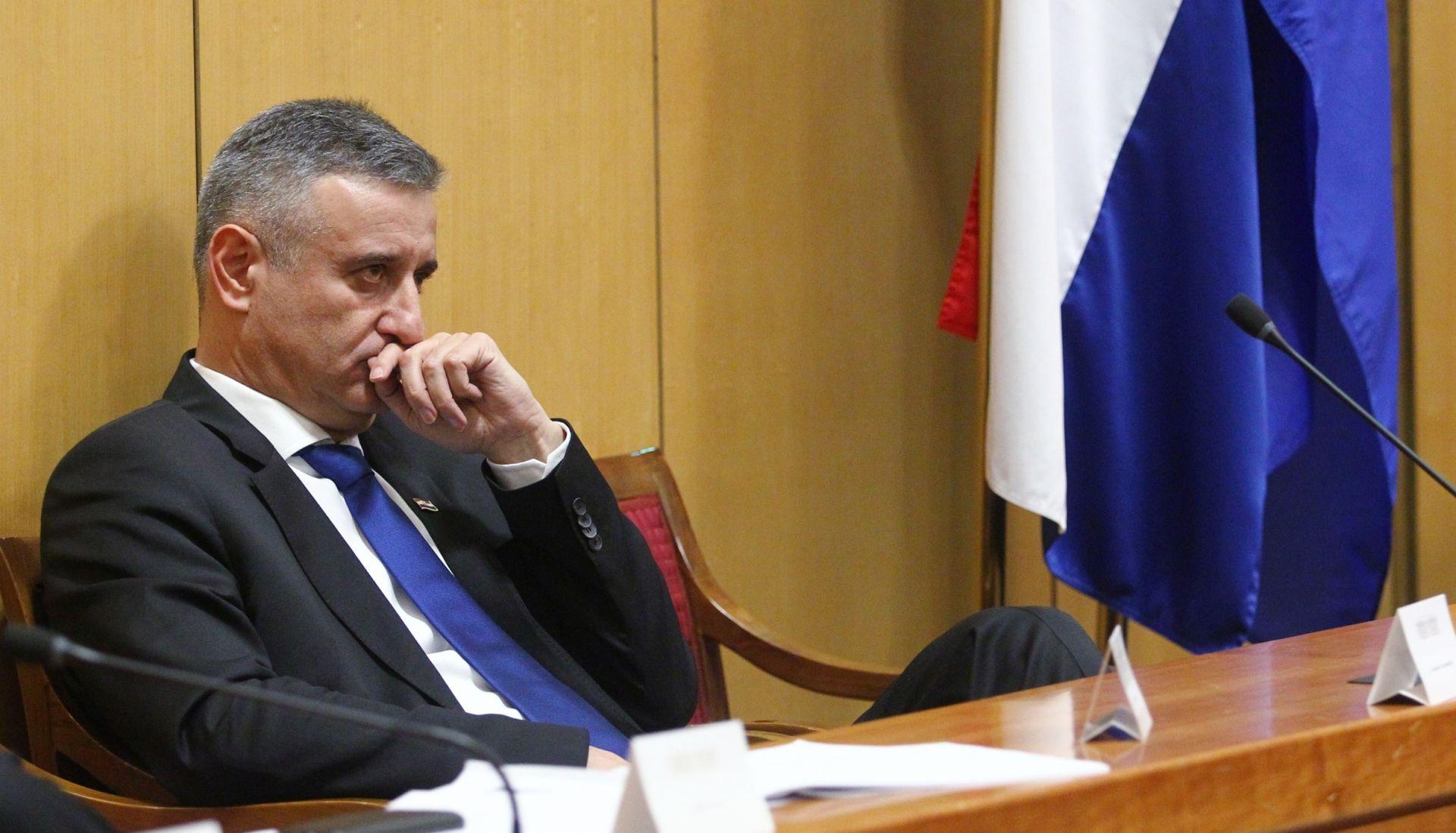 Sabor potvrdio Karamarkov povratak u zastupničke klupe