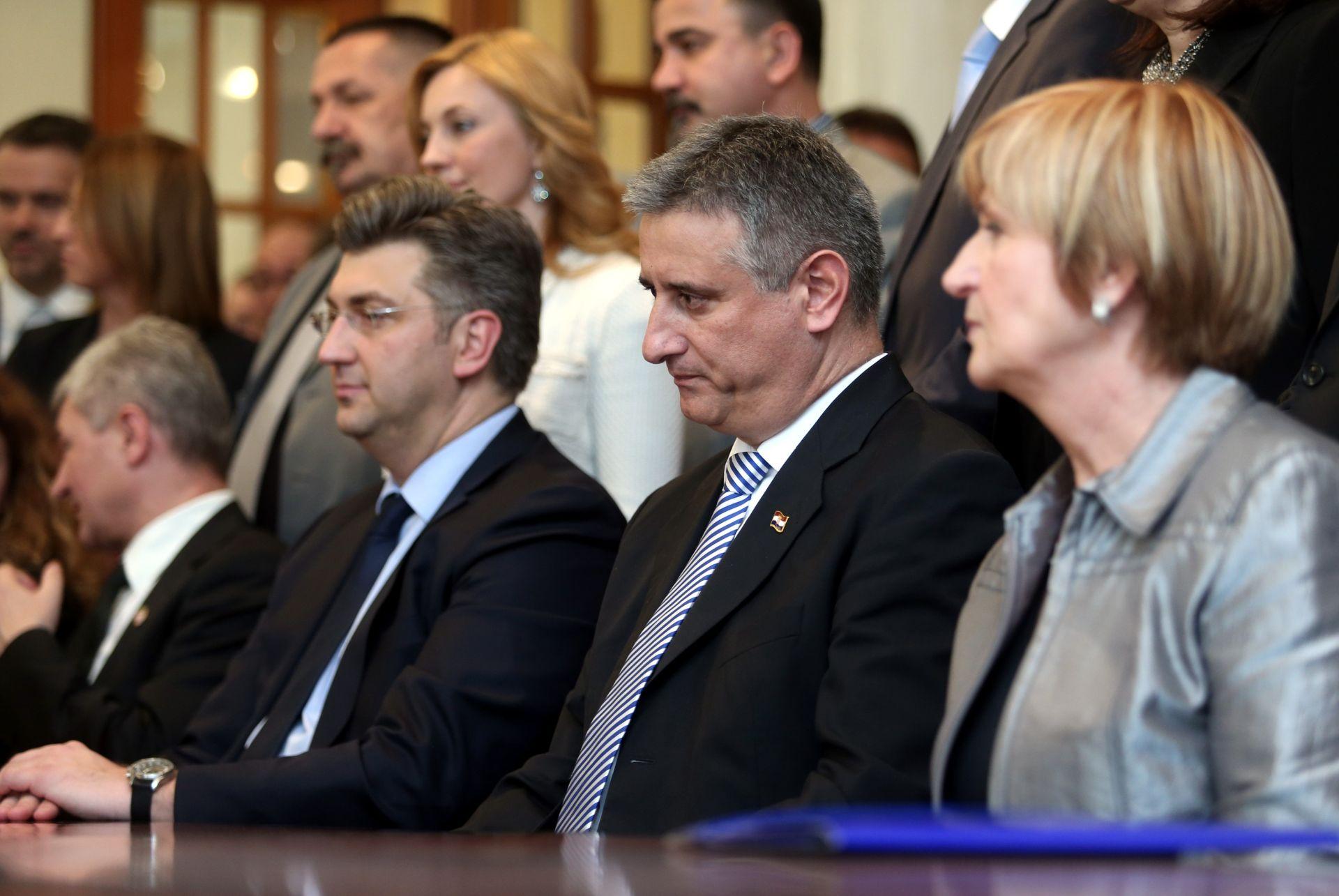 ODLAZAK KARAMARKA: Sutra sjednica Predsjedništva HDZ-a