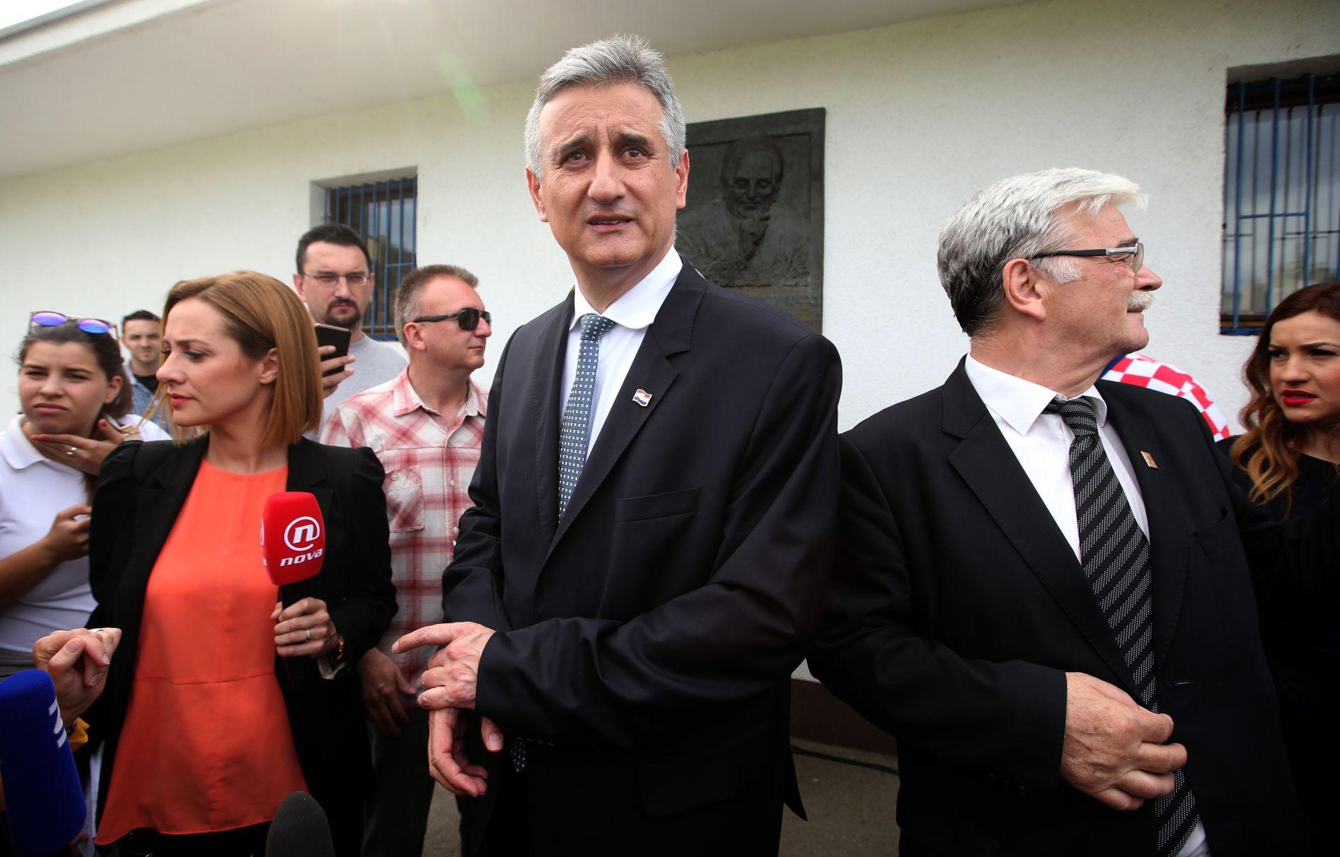 Tomislav Karamarko spreman odstupiti s mjesta predsjednika HDZ-a