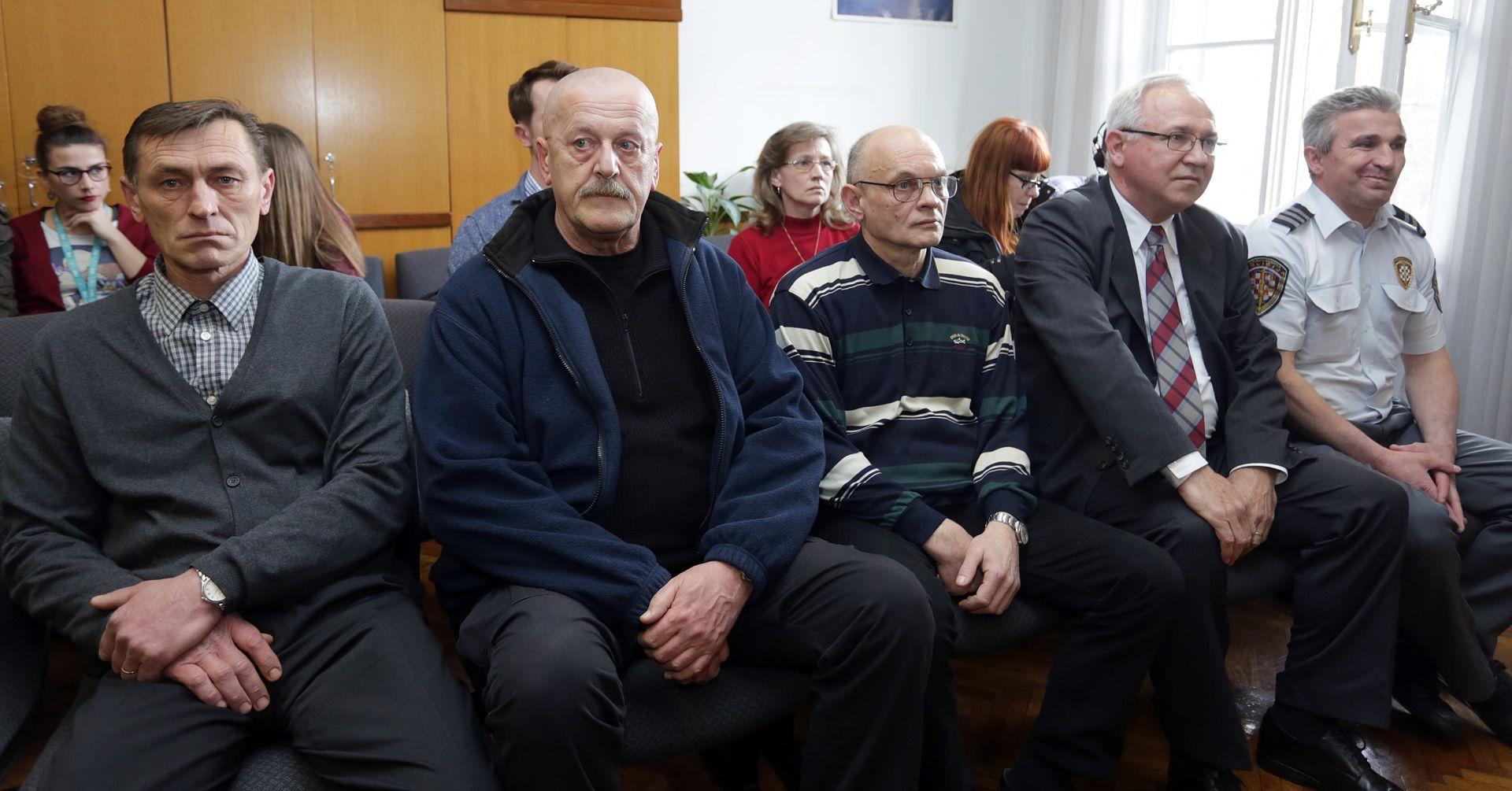 PREBLAGA PRESUDA: Traže strože kazne za zapovjednika i vojnike Konačišta ratnih zarobljenika