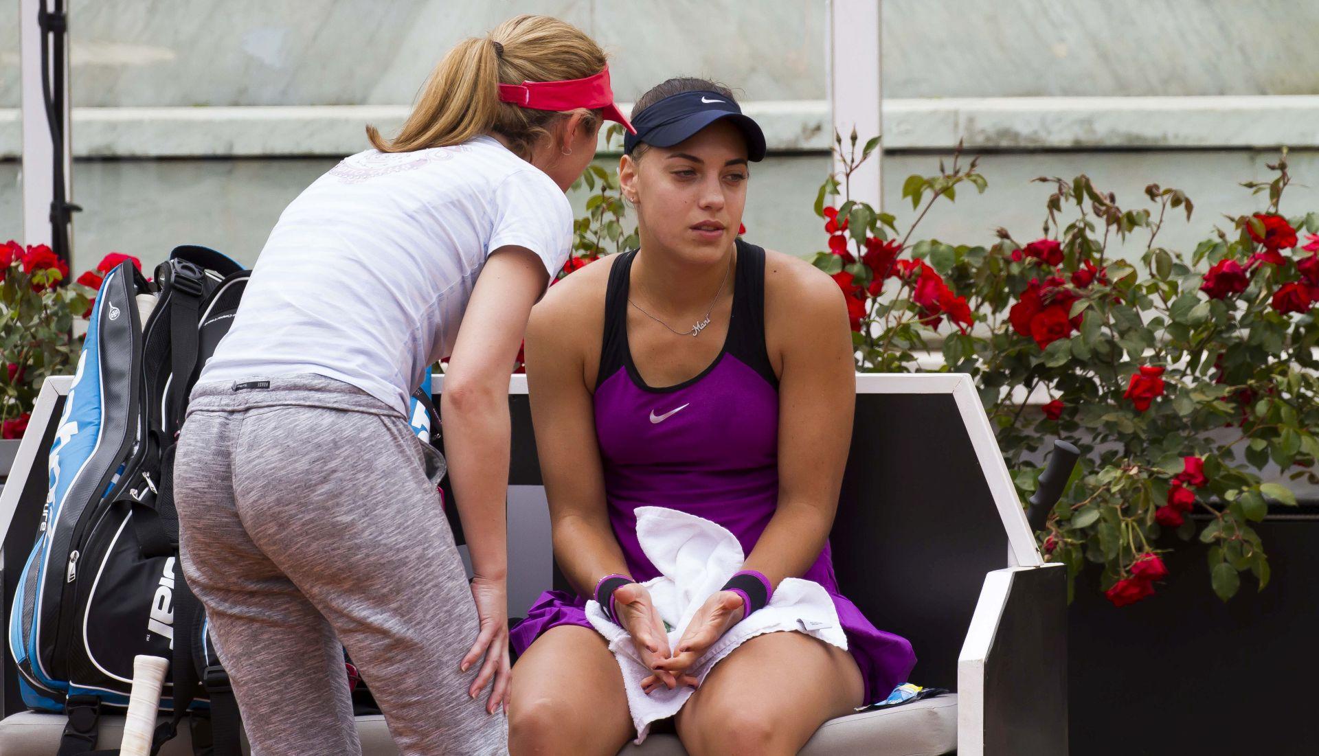 BOL: Ana Konjuh predala polufinale