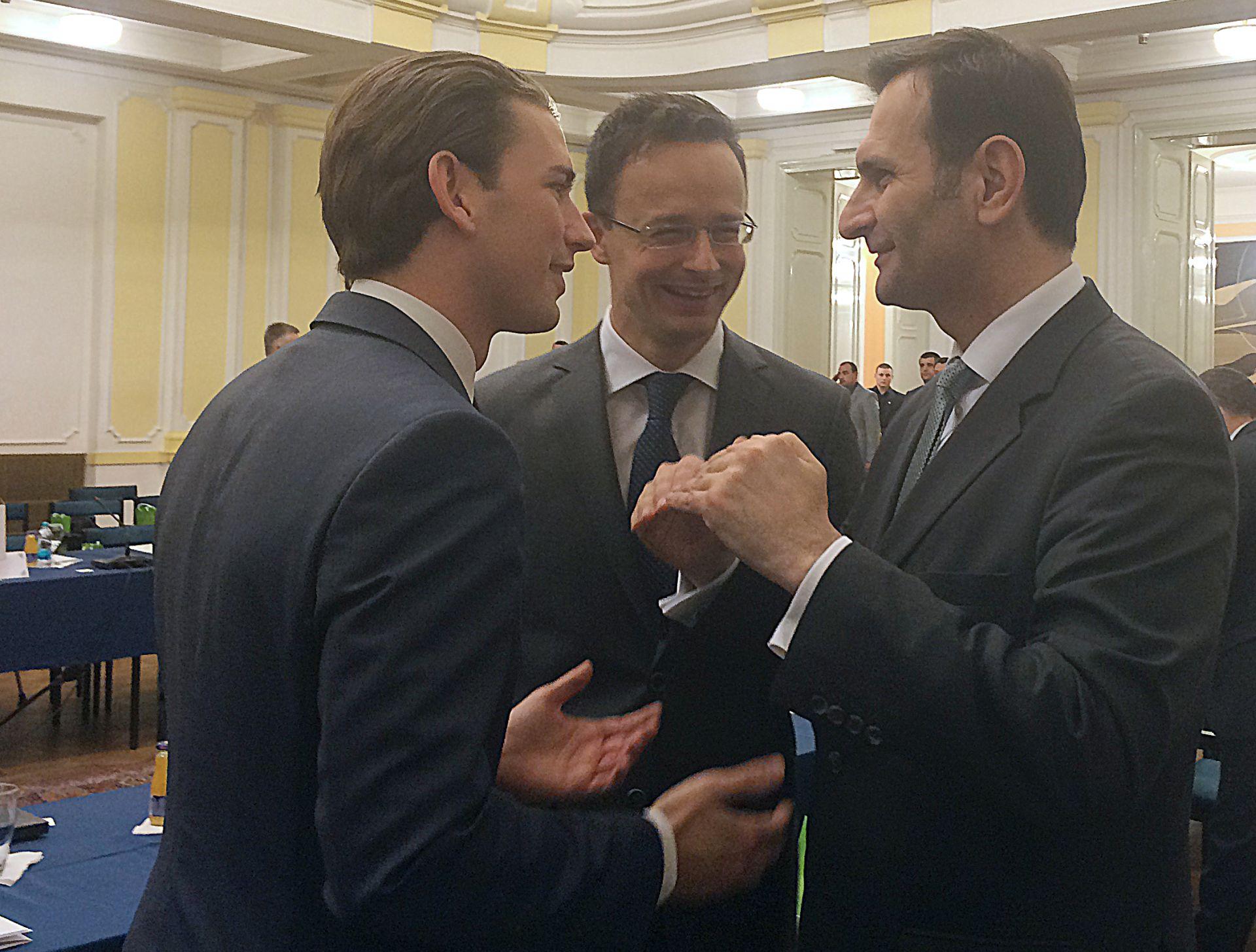 Kovač: I nova hrvatska vlada nastavit će intenzivnu suradnju s BiH