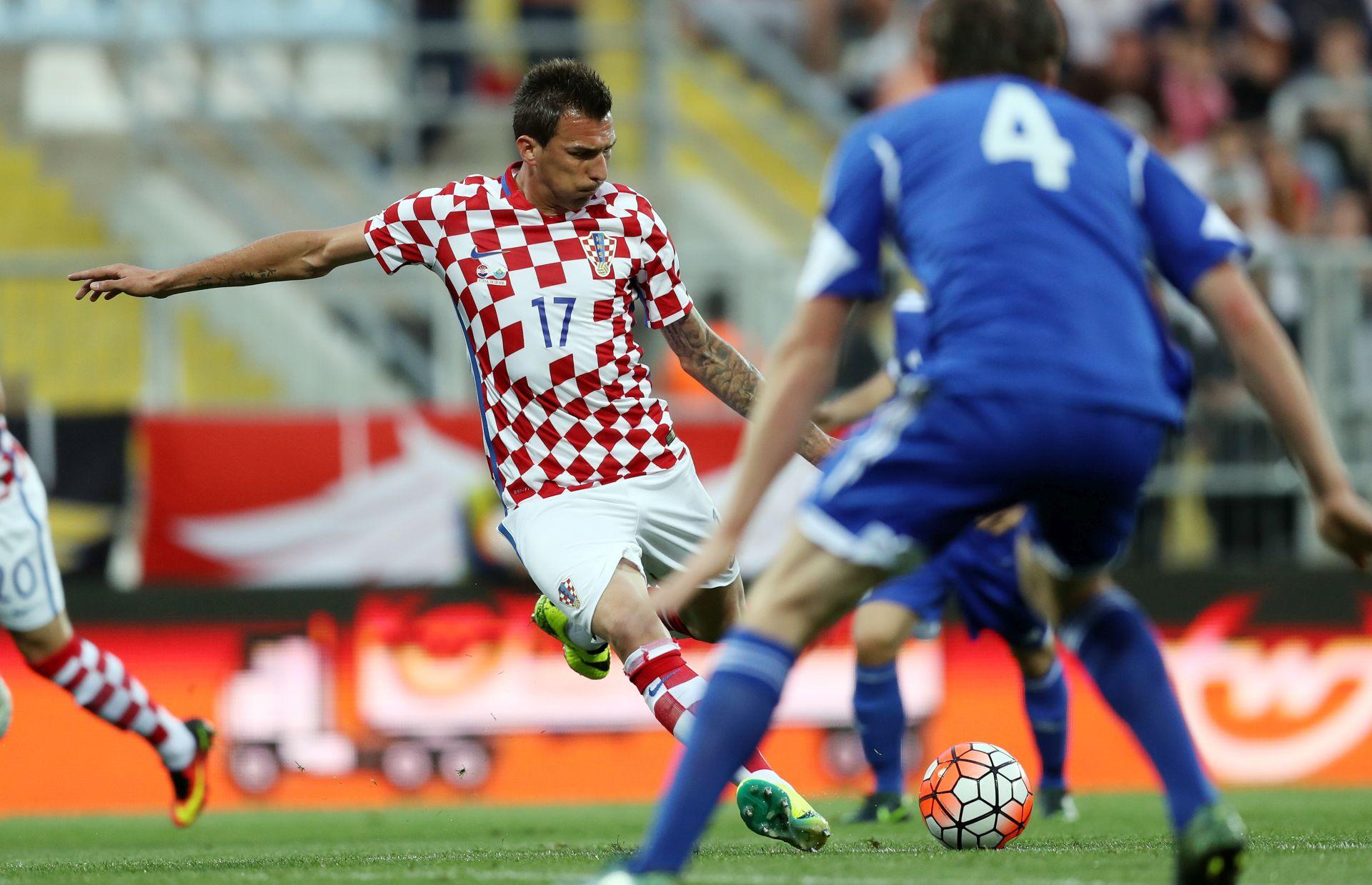 REKORDNA POBJEDA 'VATRENIH': Hrvatska – San Marino 10:0