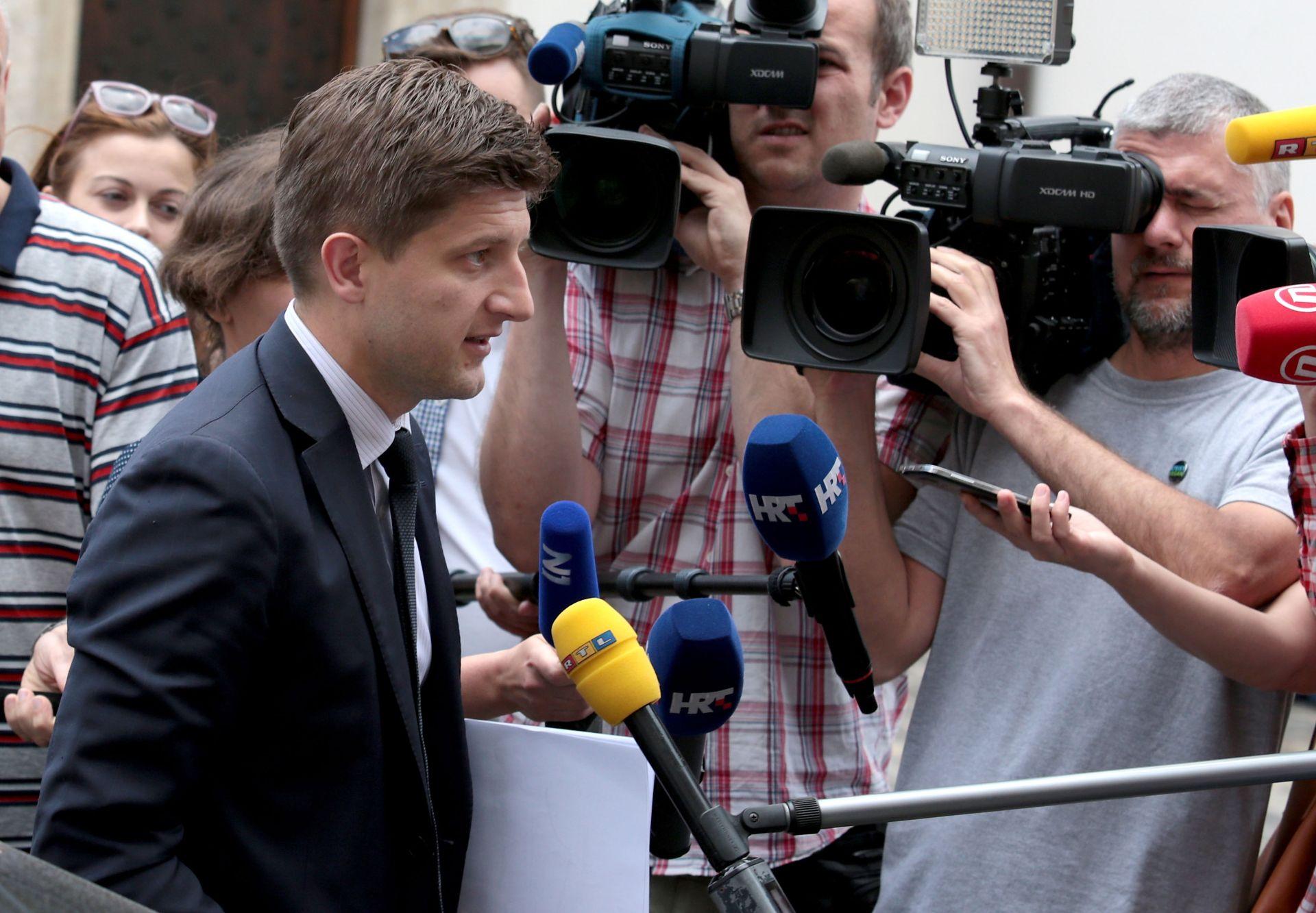 Marić: Ministri i Vlada će odgovorno nastaviti raditi svoj posao