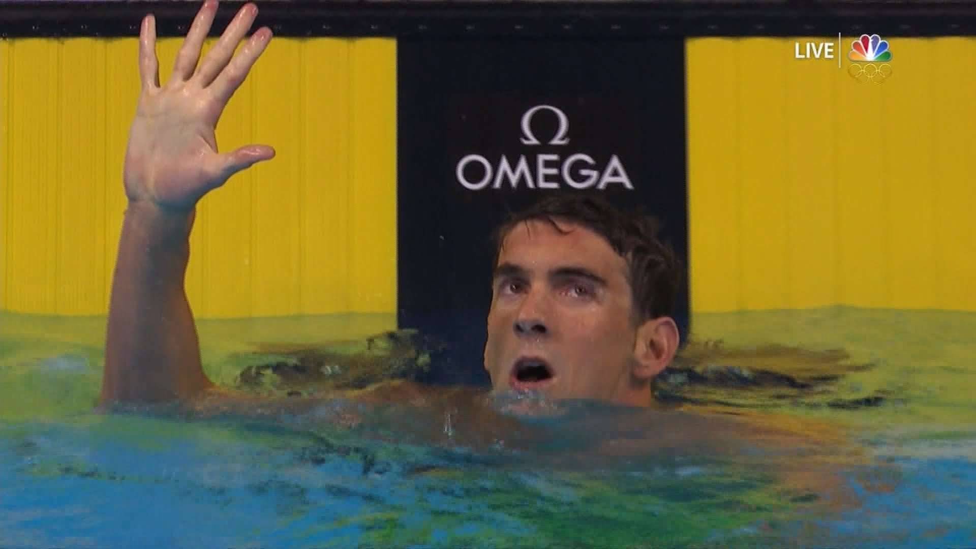 VIDEO: REKORDER Michael Phelps osigurao pete Olimpijske igre