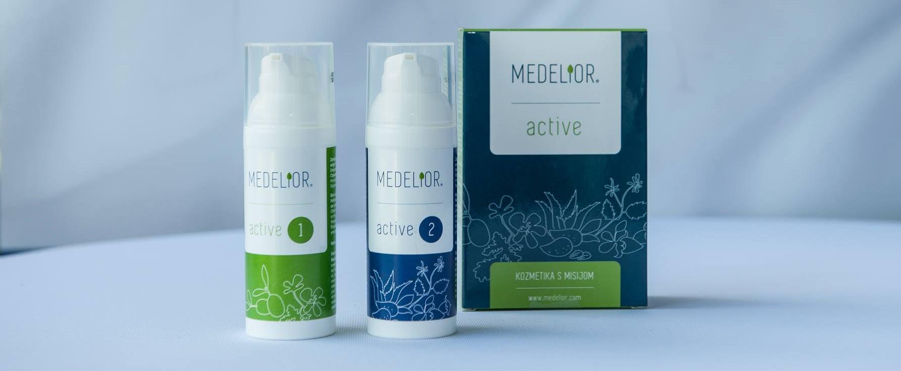 Inovativna hrvatska krema – Medelior Active