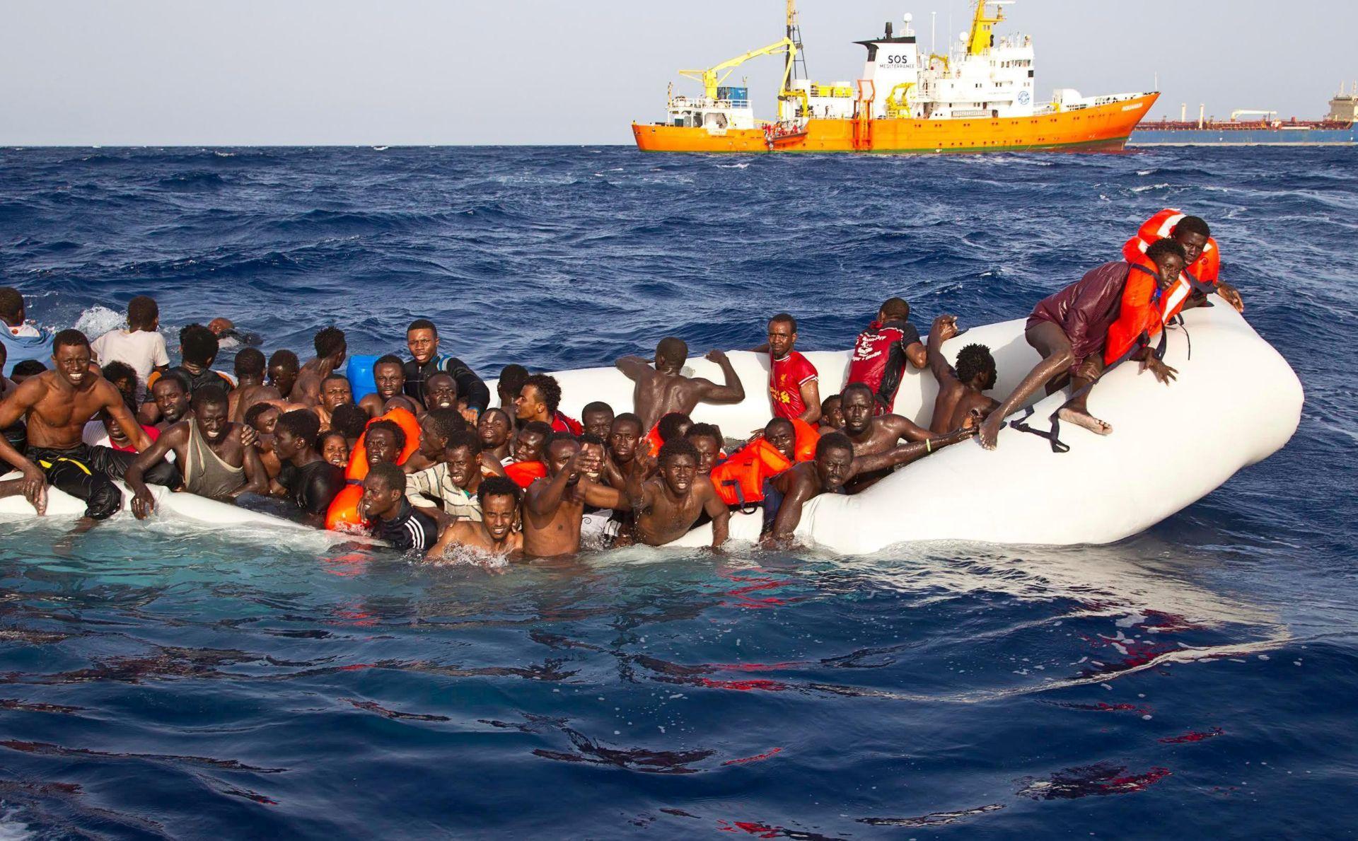 UNHCR: 2016. najpogibeljnija za ilegalne migrante na Sredozemlju