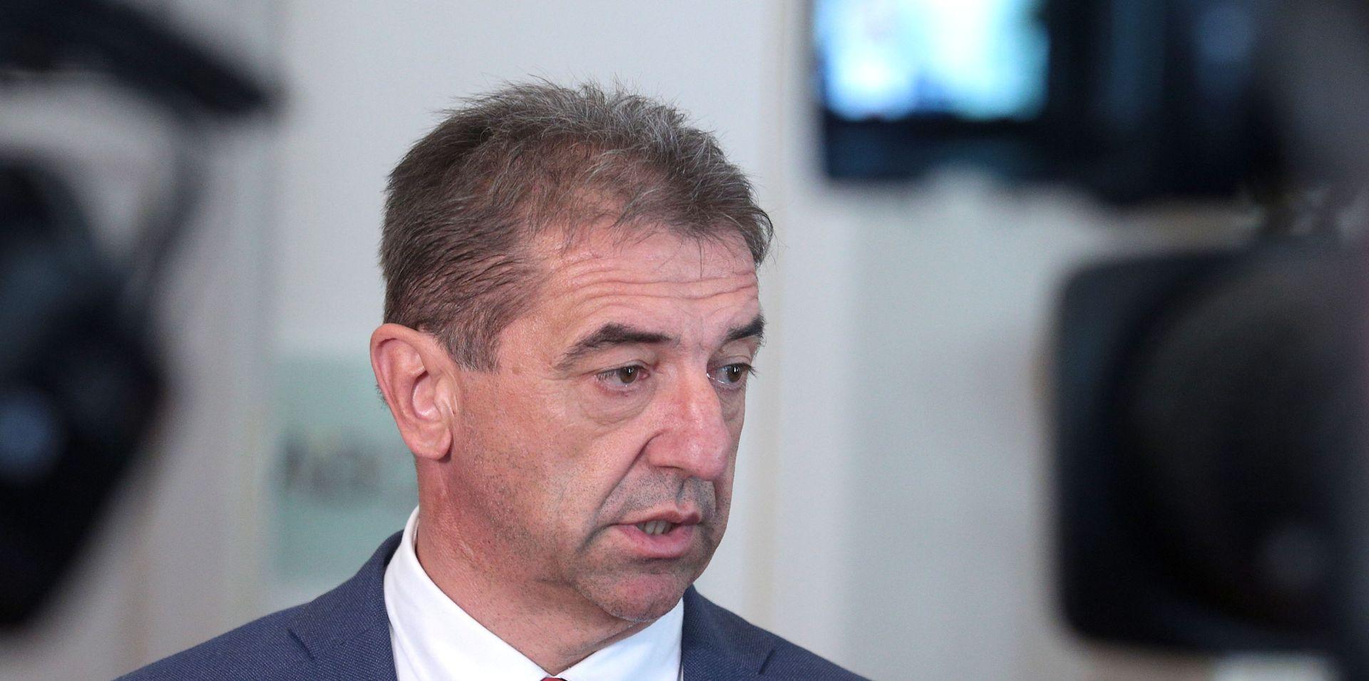 Milinović: Ravnatelja Plitvica odlučilo je prijateljstvo sa Ćorićem