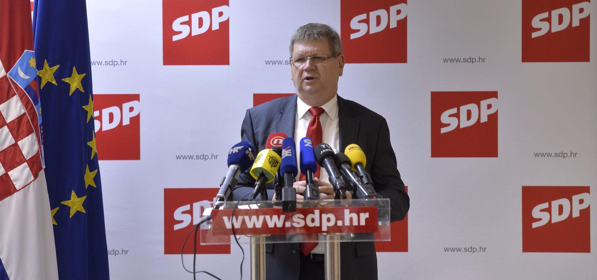MIRANDO MRSIĆ: 'HDZ je lagao mladim ljudima i onemogućio im da dobiju posao u Hrvatskoj'