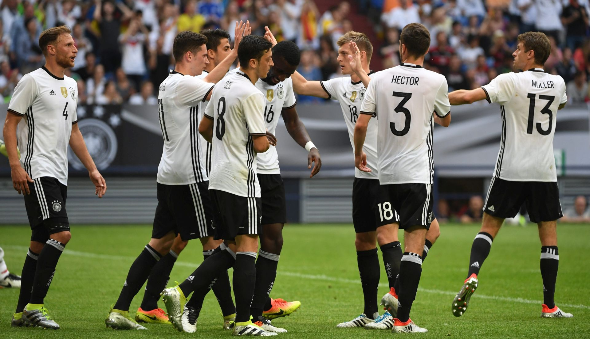 Njemačka – Mađarska 2-0