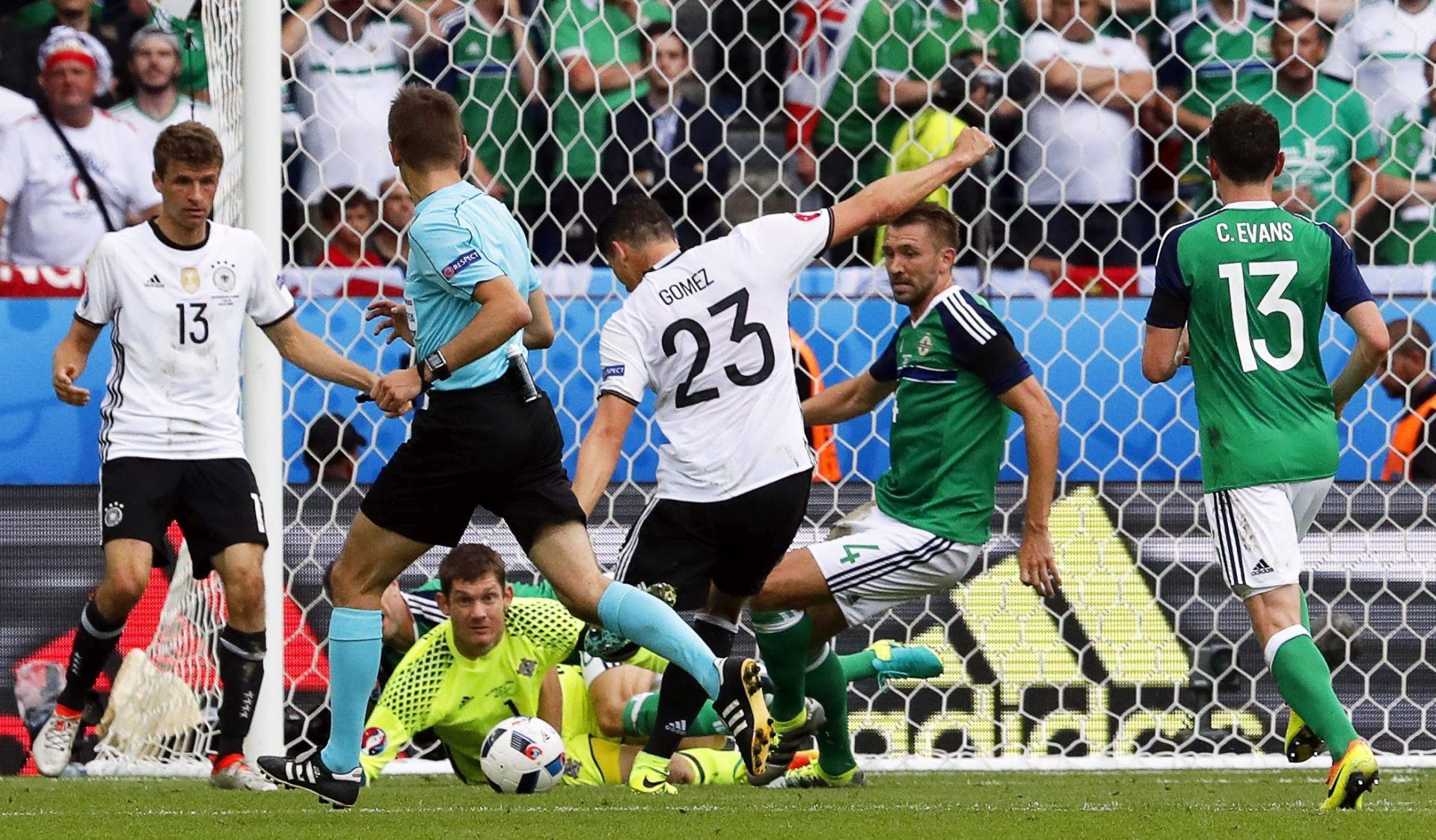 EURO 2016: Sjeverna Irska – Njemačka 0-1