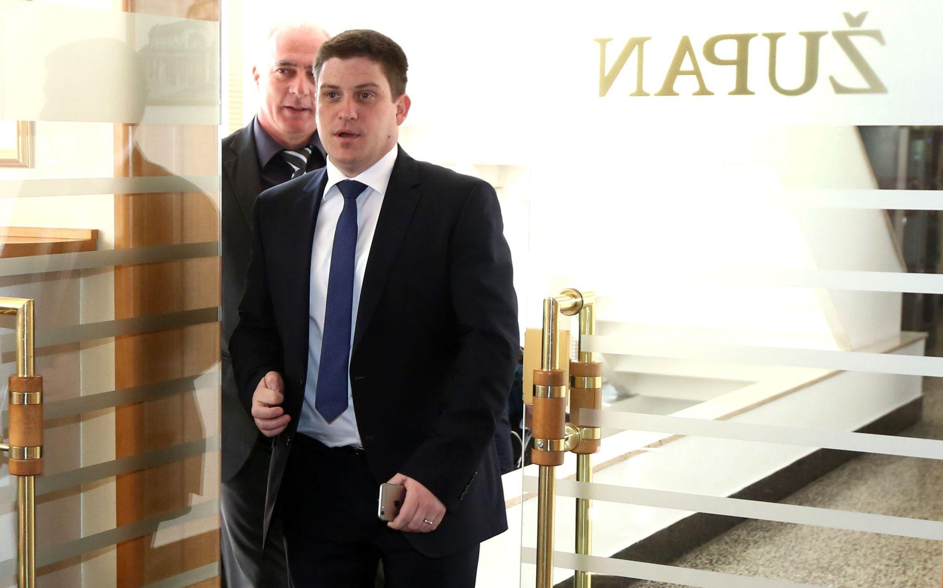 Butković pozdravio Milinovićevo odustajanje od kandidature za predsjednika HDZ-a