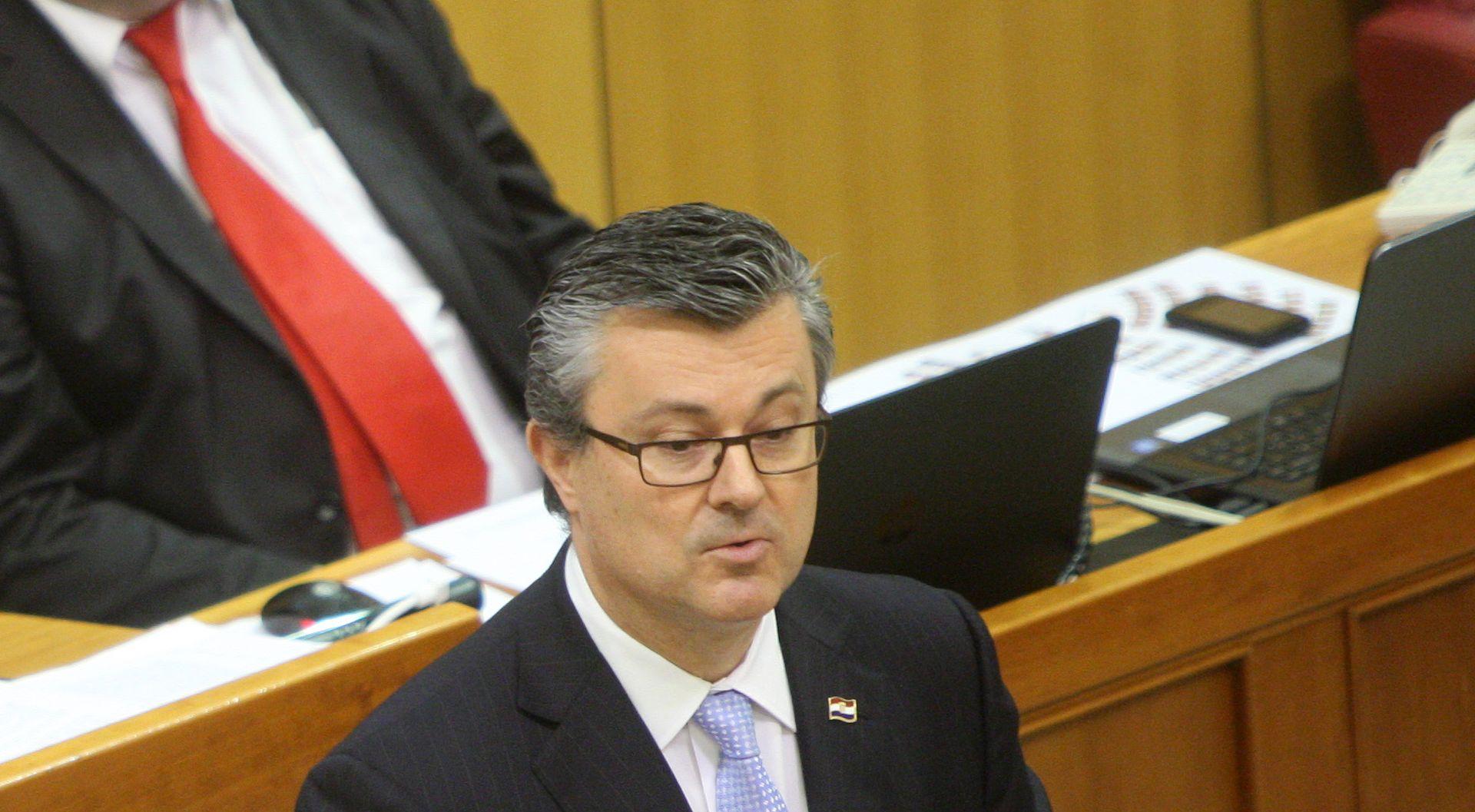"""Orešković:  """"Moramo njegovati političku kulturu"""""""