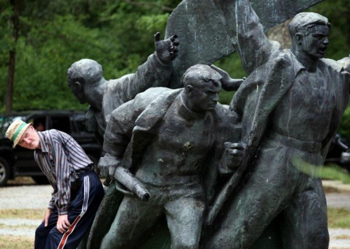 Paklenica: Incident na otkrivanju obnovljene spomen kosturnice palim borcima i žrtvama fašizma