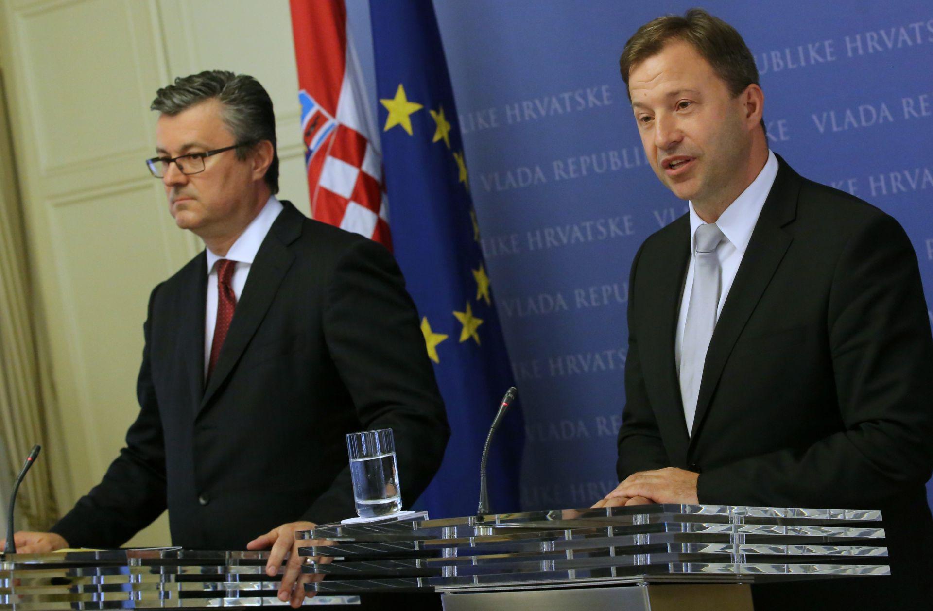 Tihomir Orešković iskazao podršku kandidatu za vukovarsko-srijemskog župana Tomislavu Paneniću