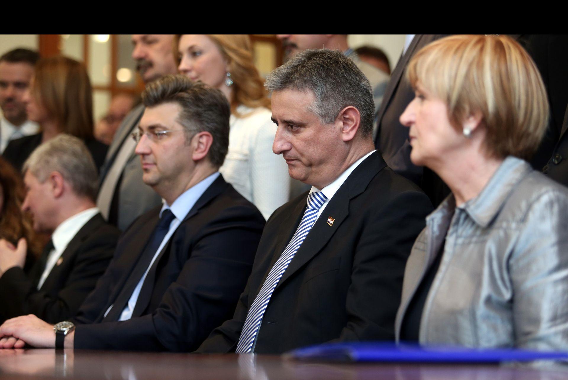 SASTANAK PREDSJEDNIŠTVA HDZ-a: Sve veća podrška Plenkoviću za novog šefa HDZ-a