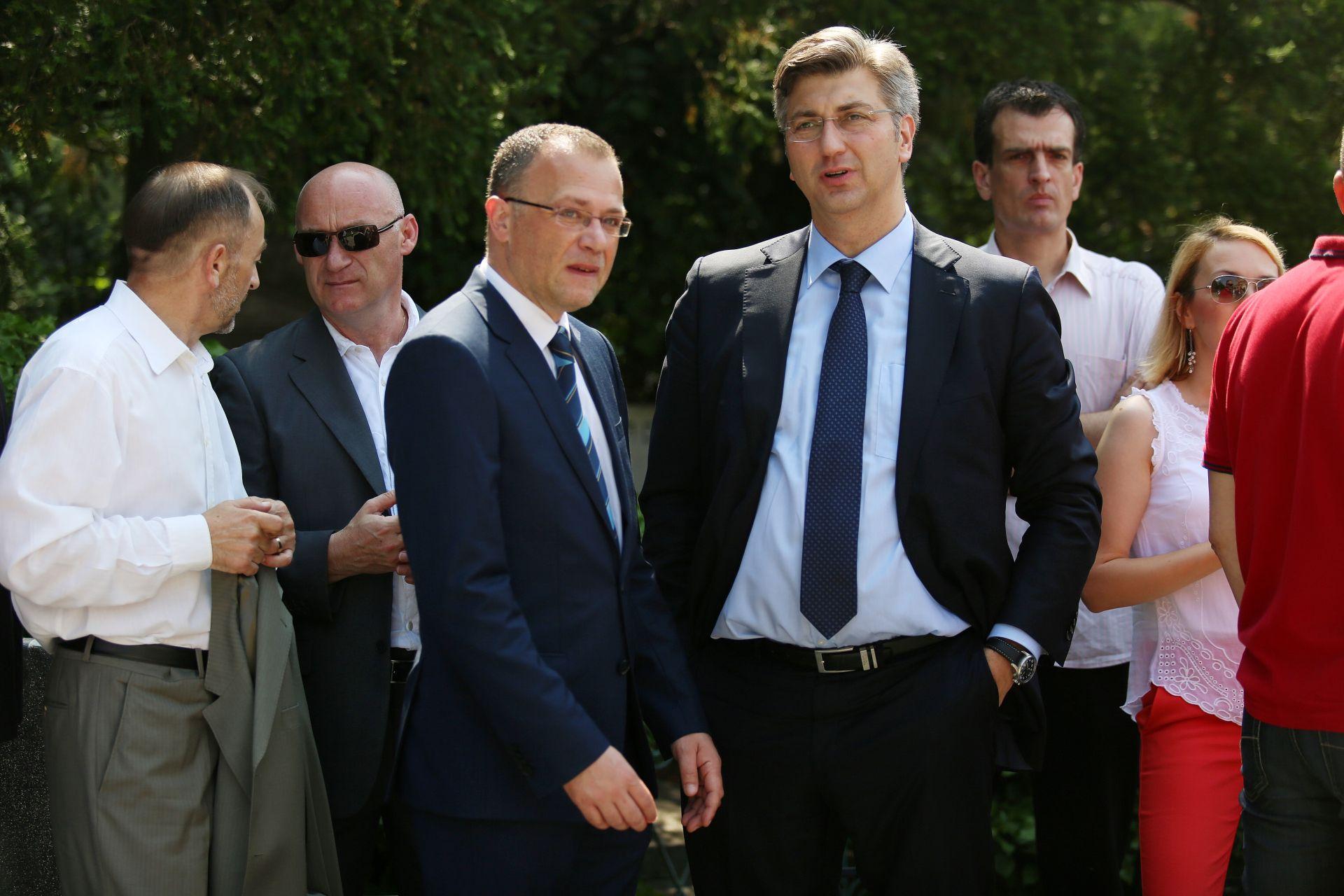 ANDREJ PLENKOVIĆ: 'Želim staviti fokus na to da Hrvatska bude politički stabilna zemlja'