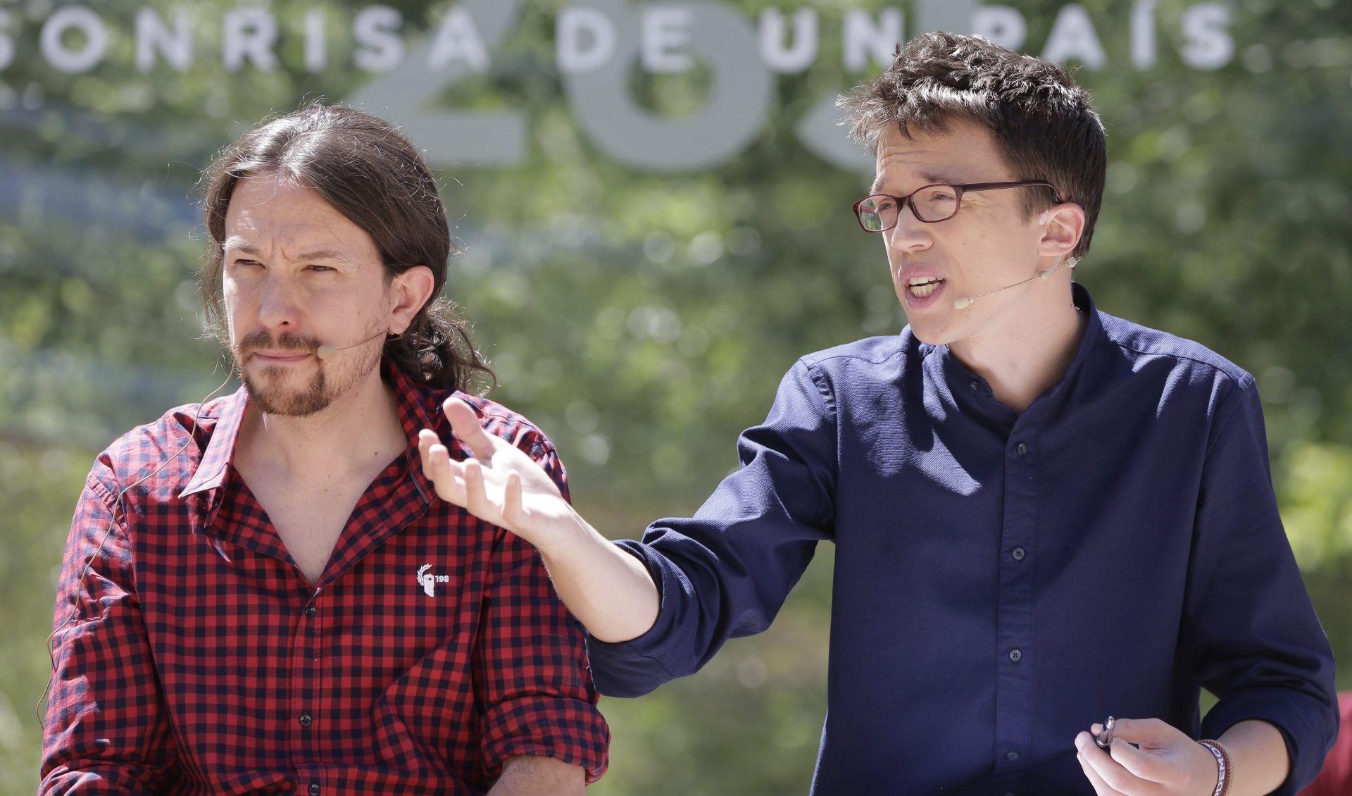 Španjolska pred izbore: 'Radikalna' ljevica najveći konkurent Narodnoj stranci