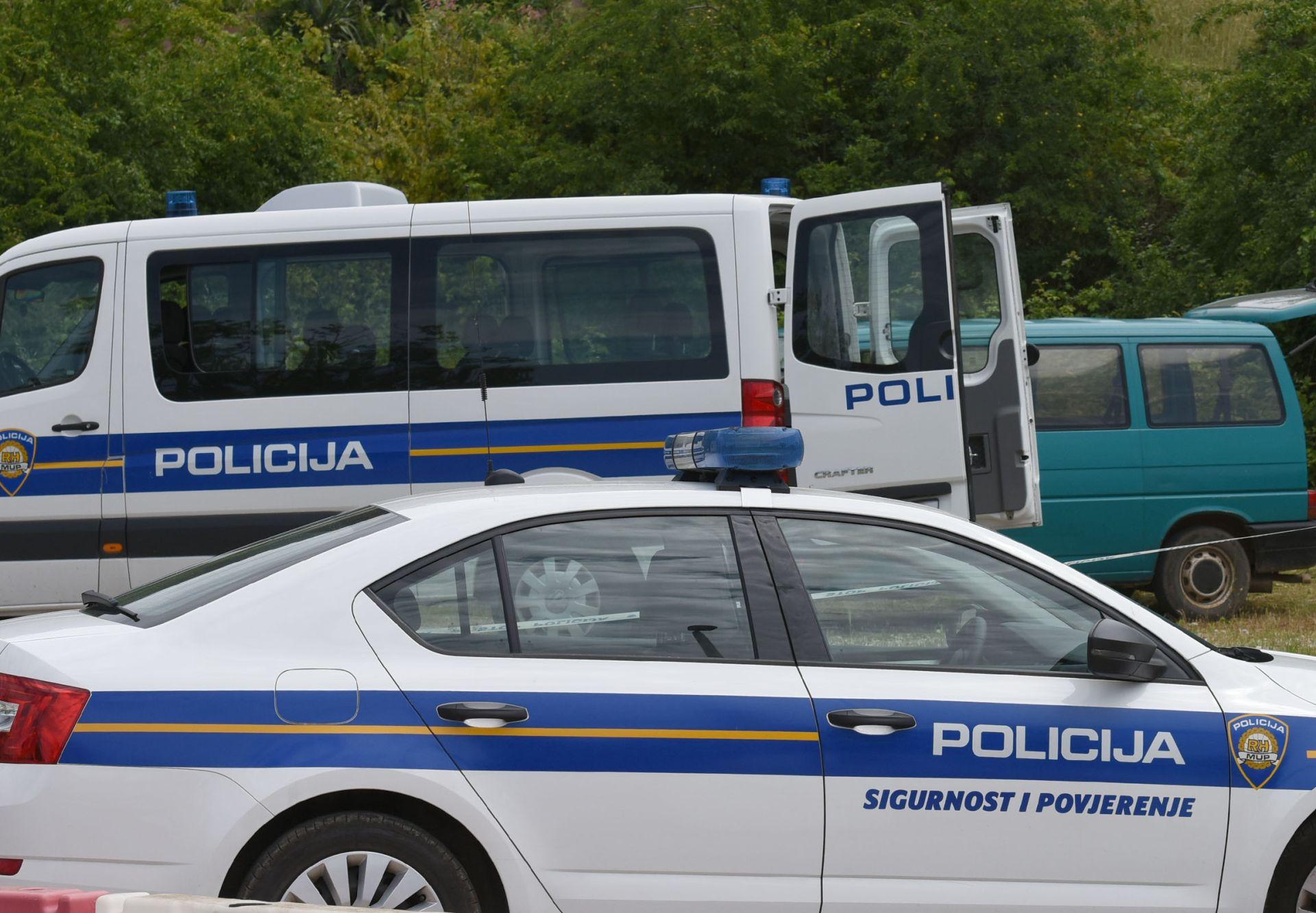 SUMNJA NA UBOJSTVO: U selu pored Bjelovara pronađen mrtav muškarac
