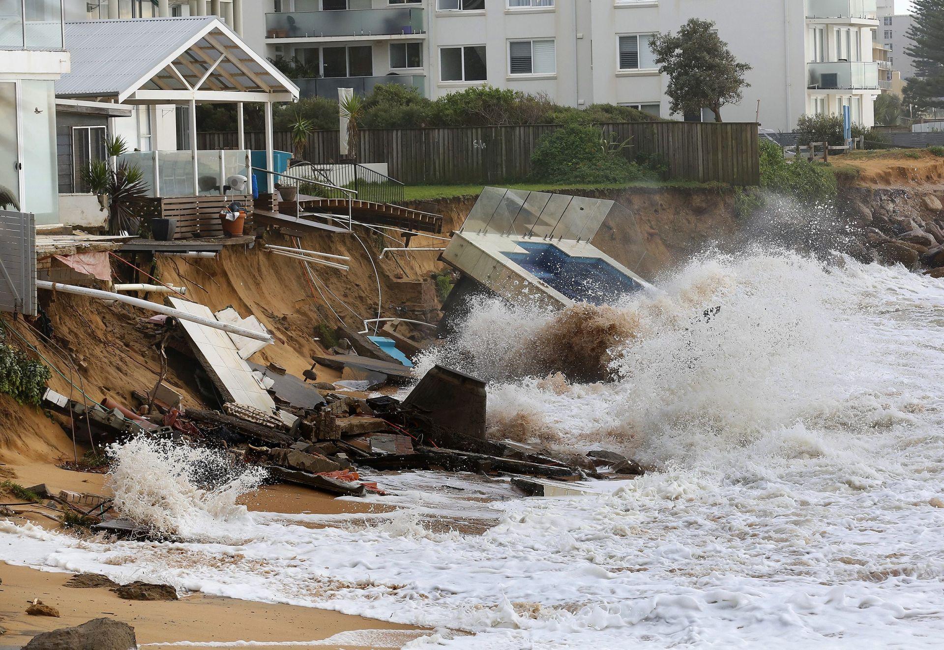 OLUJE I POPLAVE: U jugoistočnoj Australiji troje poginulih, četvero nestalih