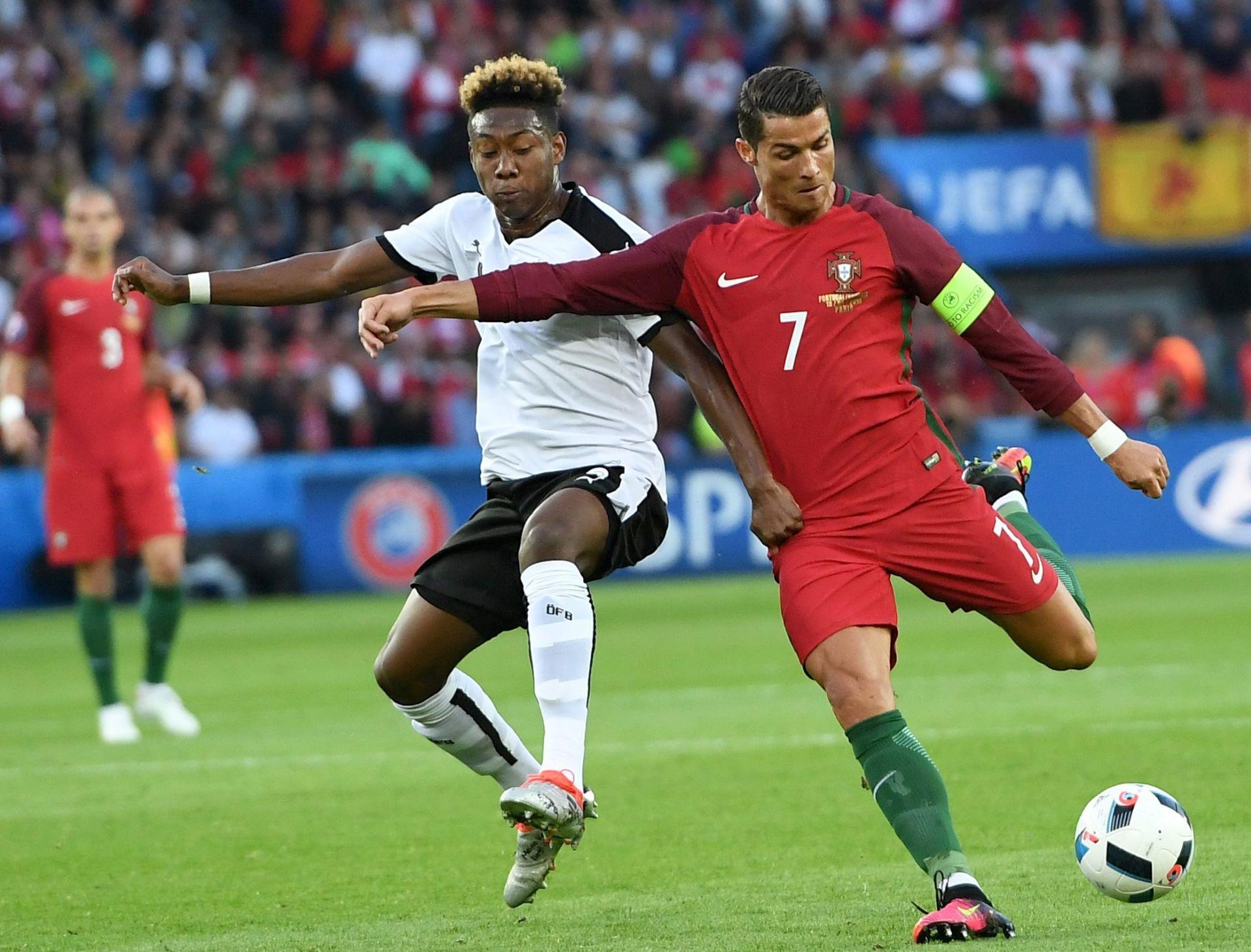 EURO 2016: Portugal – Austrija 0-0