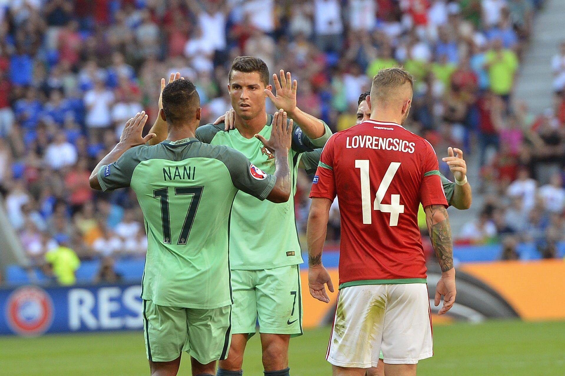 EURO 2016: Mađarska – Portugal 3-3
