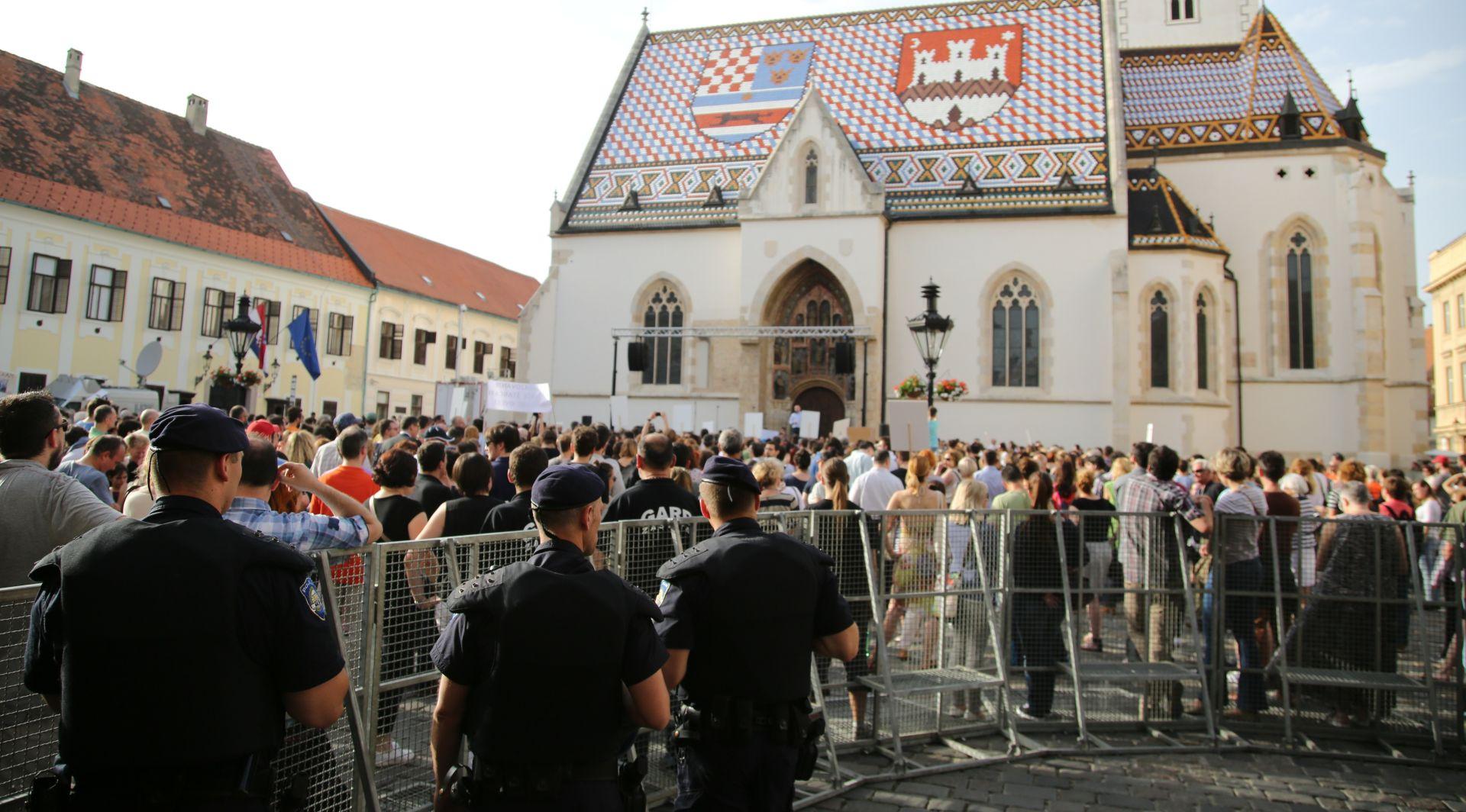 """""""Hrvatska može bolje – bez vas"""": Uz nastavak reforme traži i izbore"""