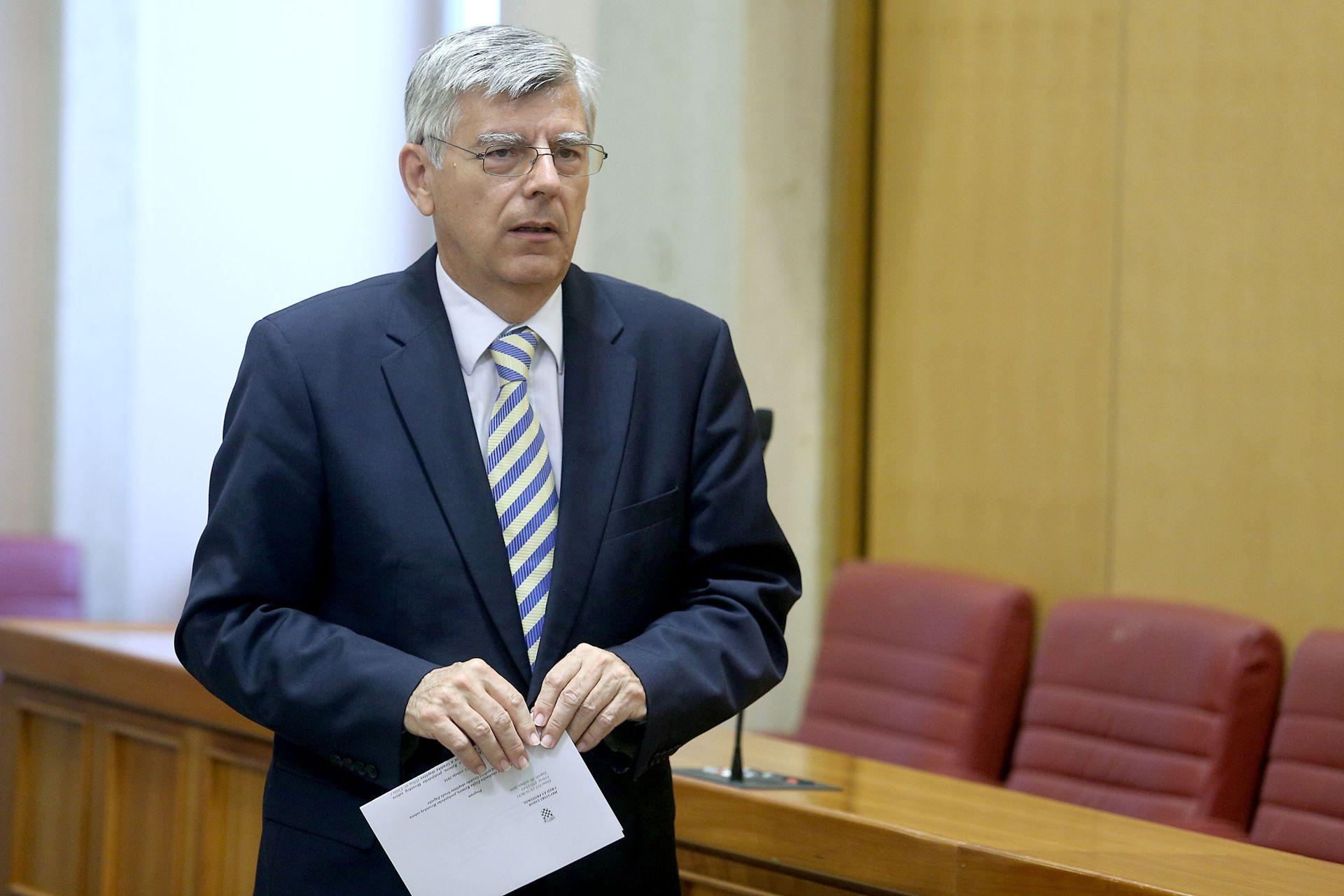 ŽELJKO REINER: 'Karamarko je svojim prijedlogom pokazao veliku odgovornost i državnički stav'
