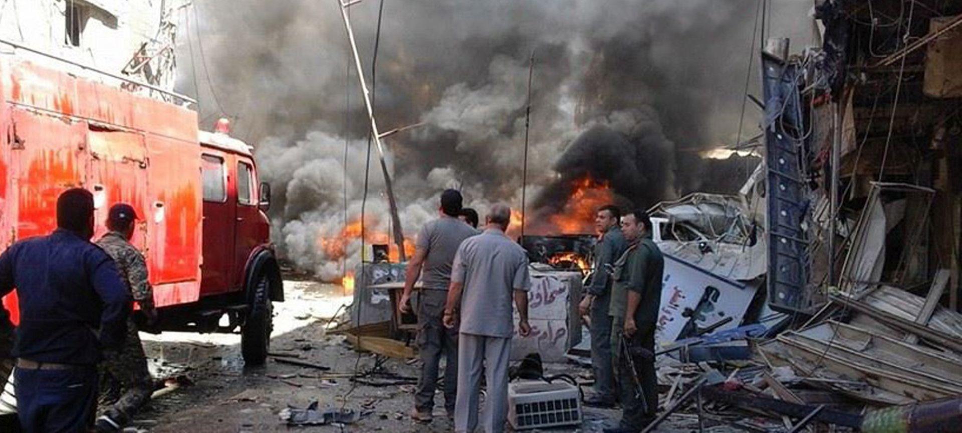 SIRIJA UPOZORILA: Nema pomoći za Alep iz Turske bez koordinacije s Damaskom
