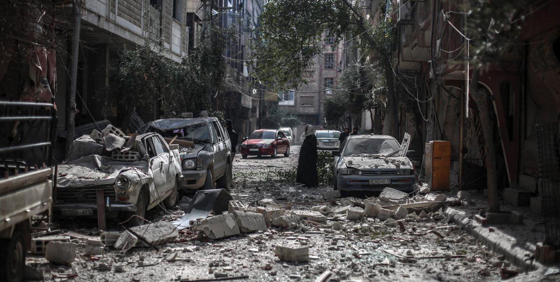 NASTAVAK OFENZIVE: Lavrov i Kerry razgovarali o normalizaciji u Alepu