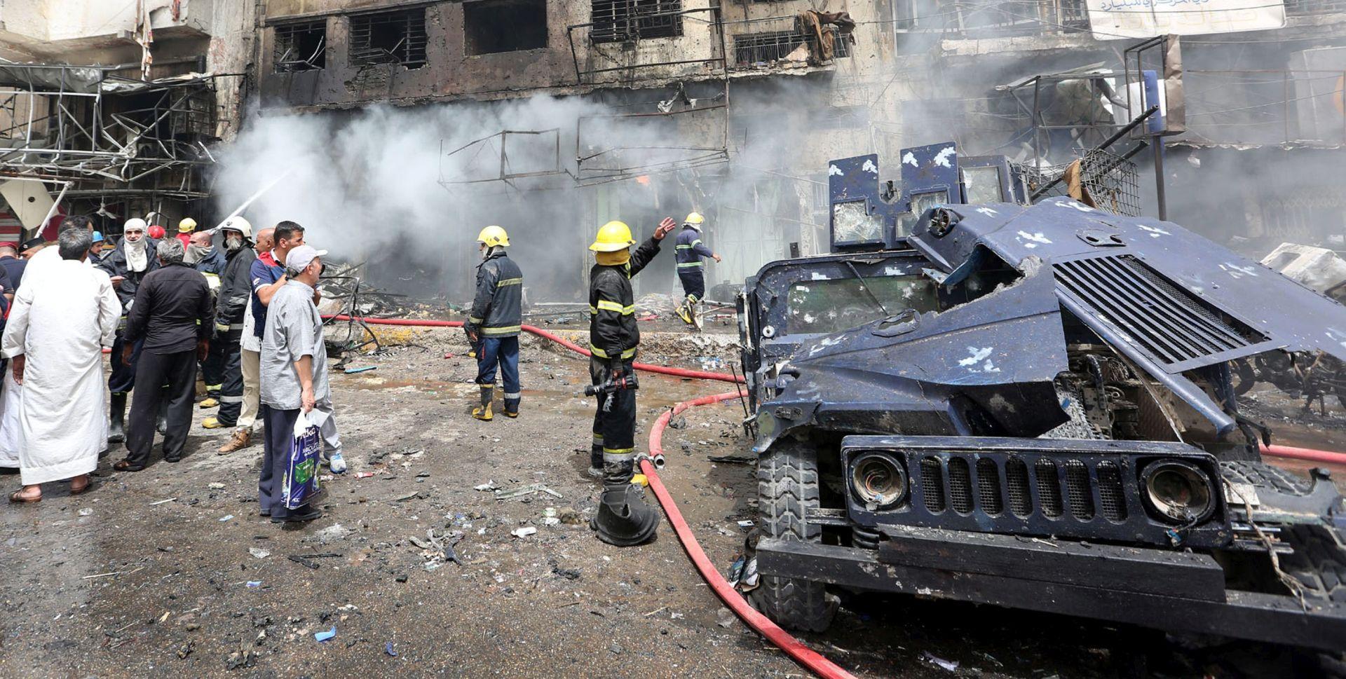 NAPADI IS-a: Broj žrtava porastao na 20