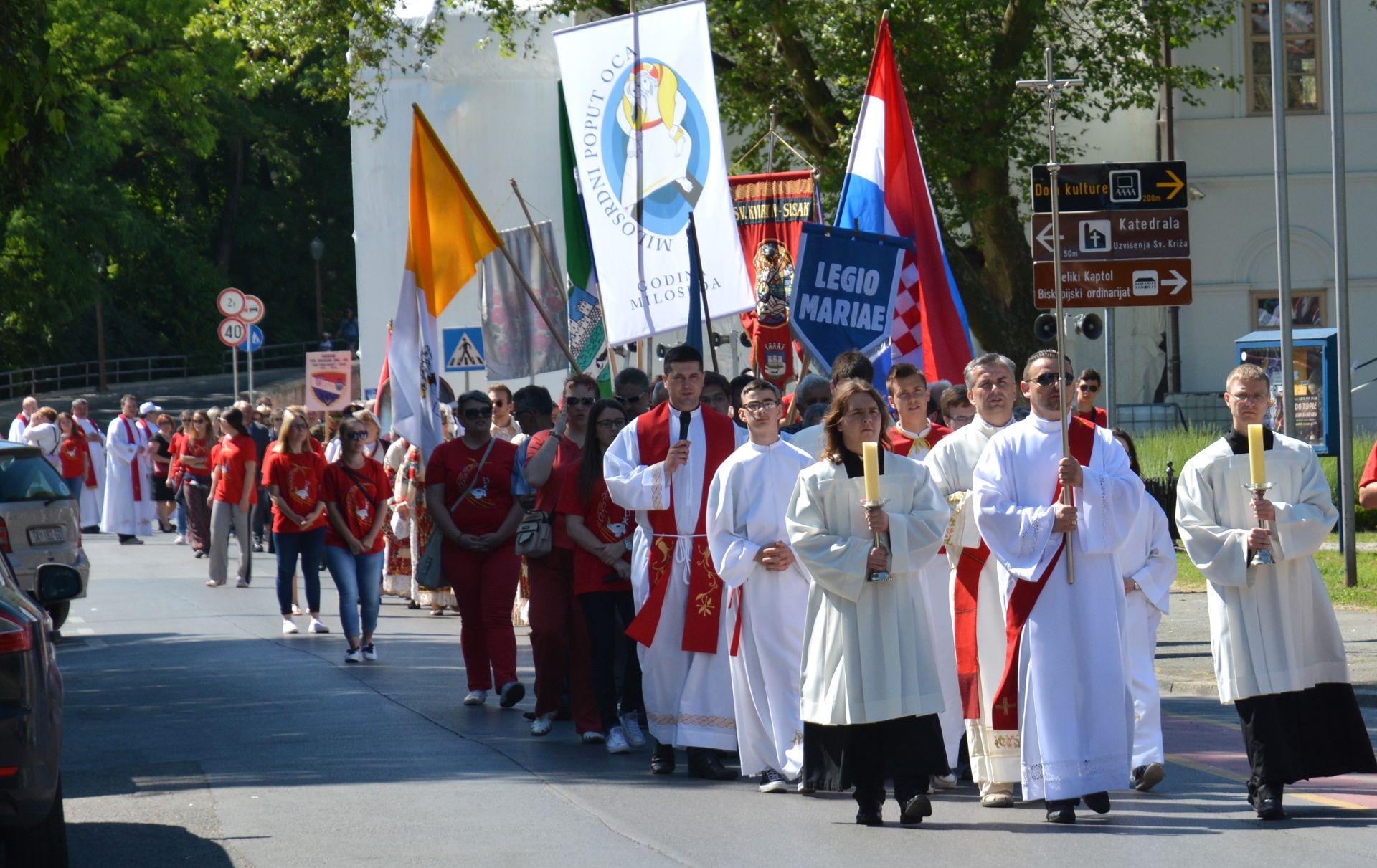 MANIFESTACIJE U SISKU: Slavi se Dan grada Siska i blagdan zaštitnika sv. Kvirina